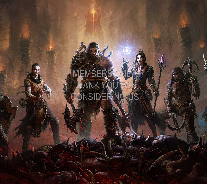 Diablo Immortal 1440p Horizontal Mobile wallpaper or background 06