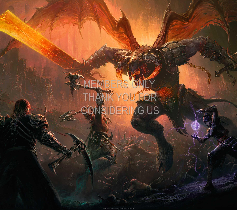 Diablo Immortal 1440p Horizontal Mobile wallpaper or background 07
