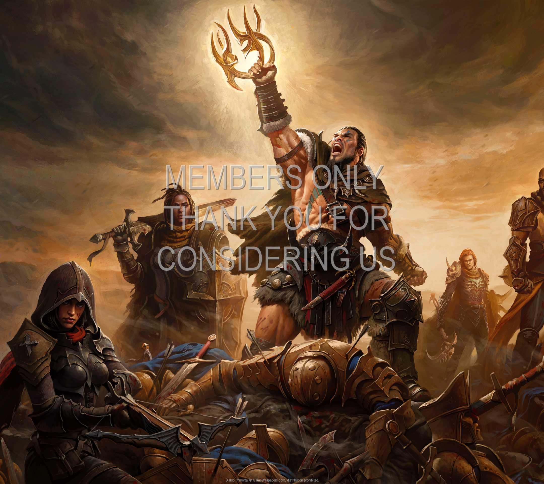 Diablo Immortal 1080p Horizontal Mobile wallpaper or background 12
