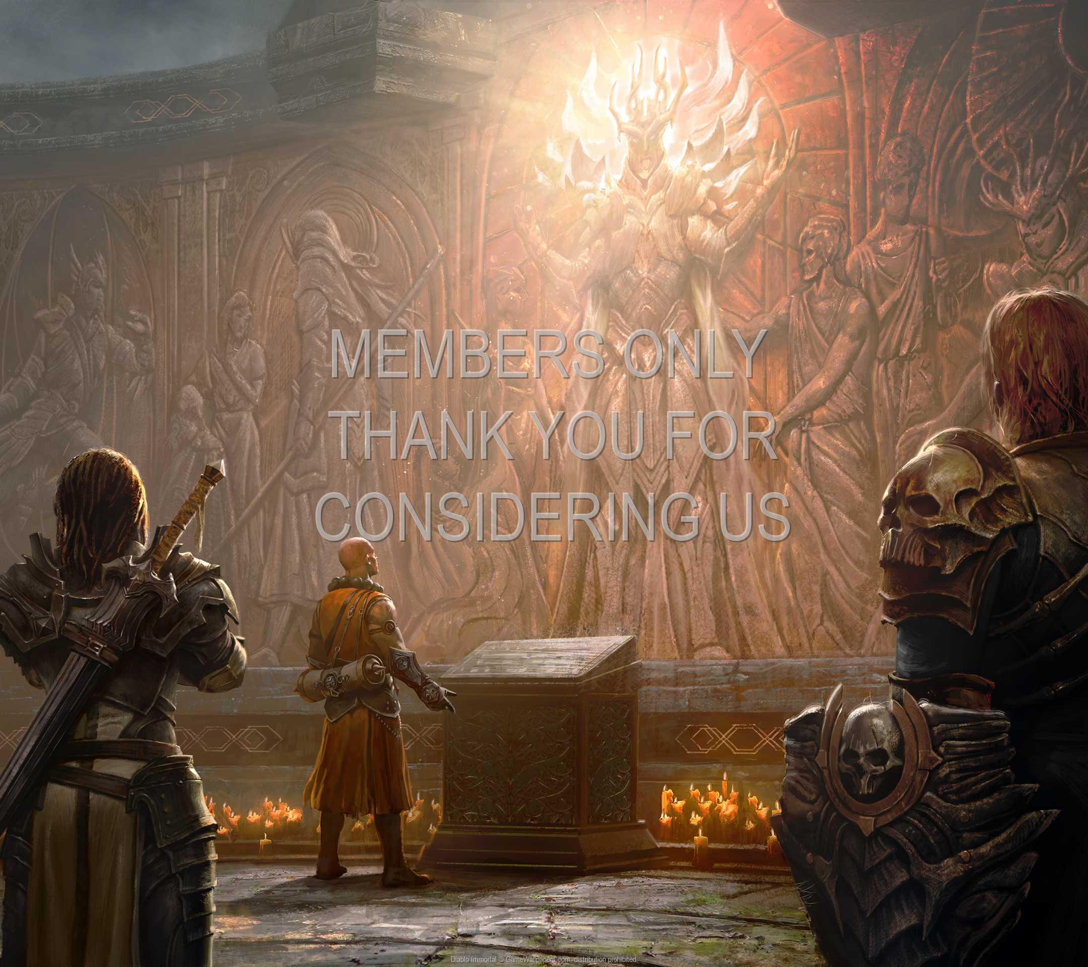 Diablo Immortal 1080p Horizontal Mobile fond d'écran 13