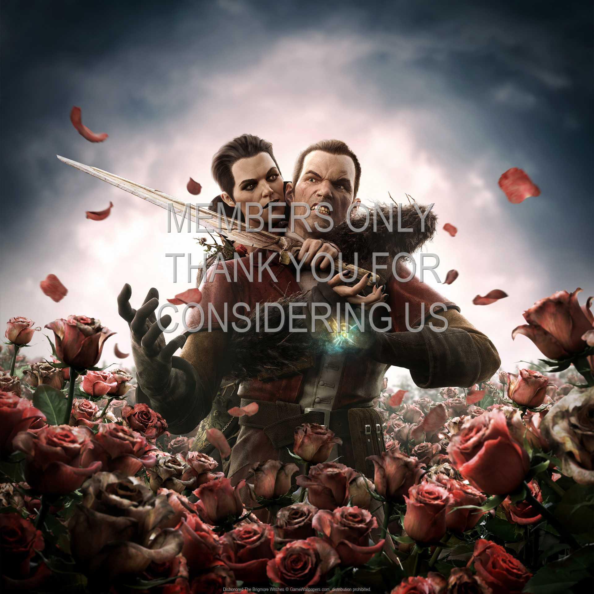 Dishonored: The Brigmore Witches 1080p Horizontal Móvil fondo de escritorio 01
