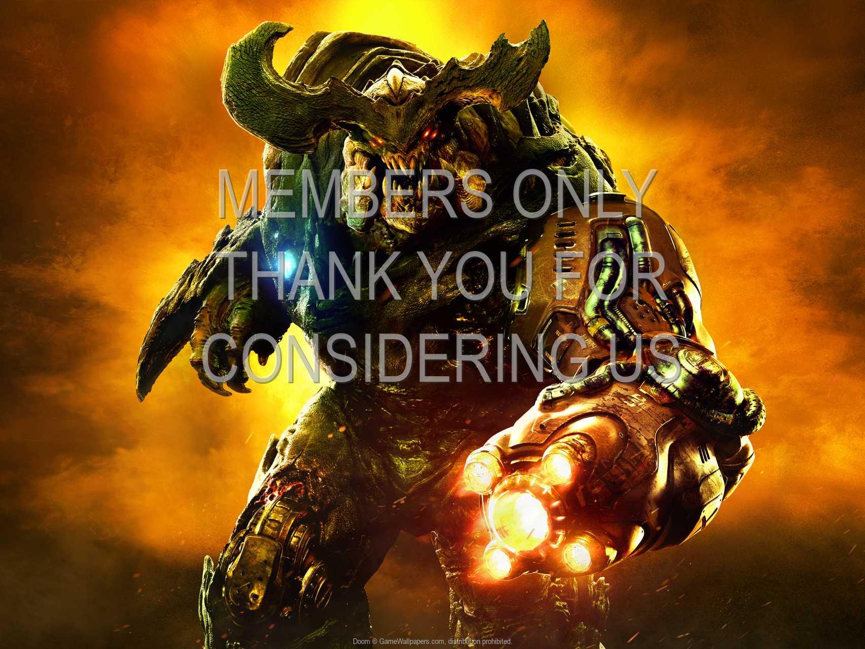 Doom 720p Horizontal Handy Hintergrundbild 04