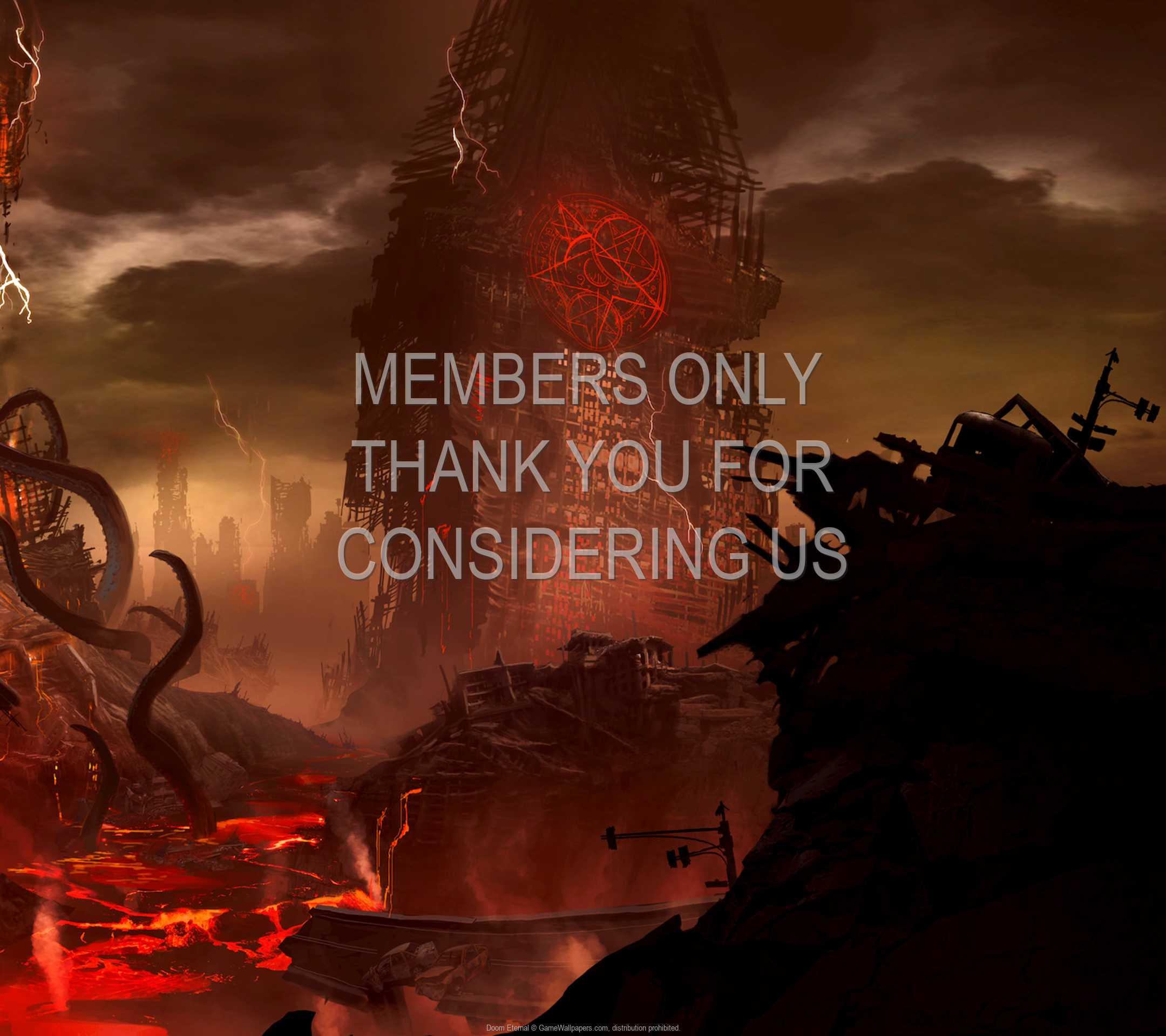 Doom Eternal 1080p Horizontal Mobile wallpaper or background 01