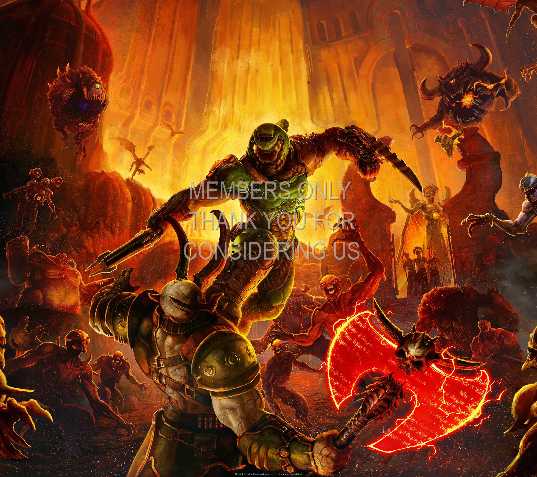 Doom Eternal 1440p Horizontal Handy Hintergrundbild 09