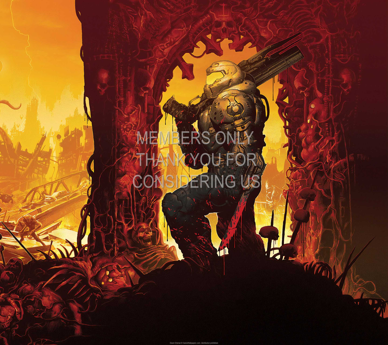 Doom Eternal 1440p Horizontal Móvil fondo de escritorio 11