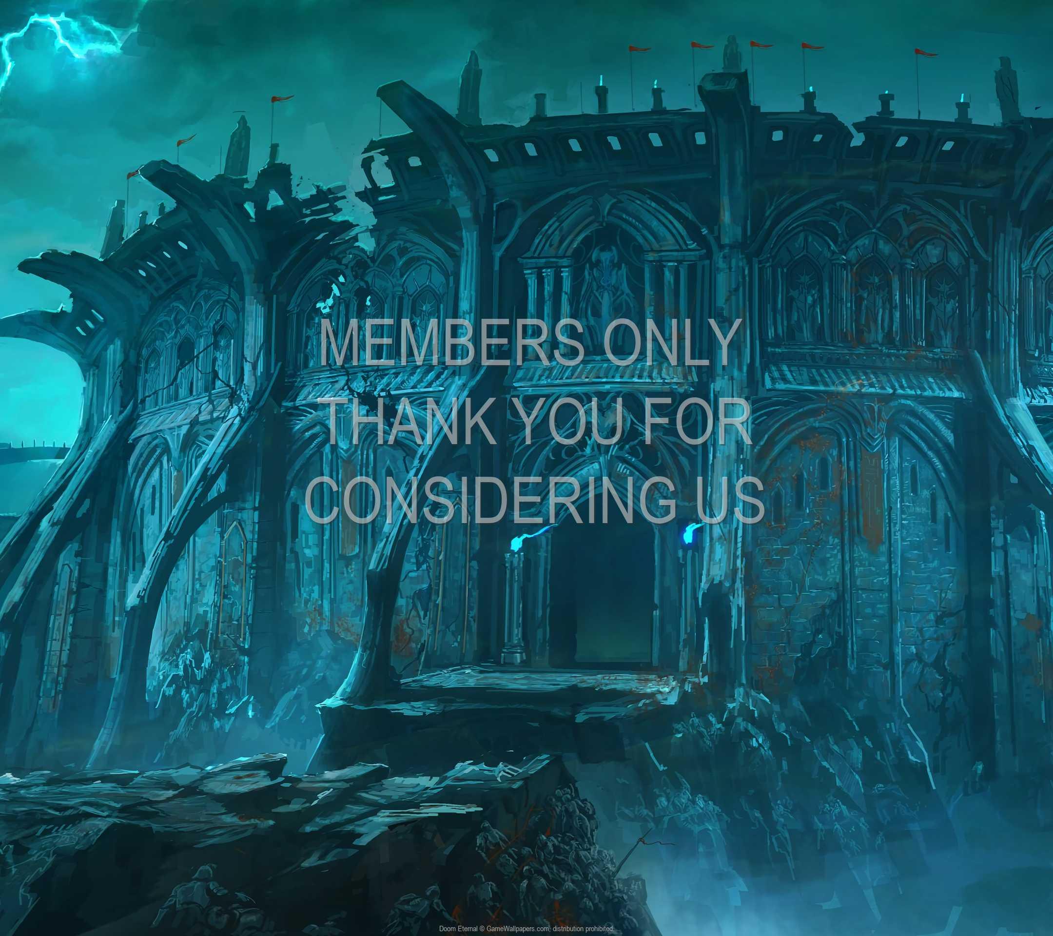 Doom Eternal 1080p Horizontal Handy Hintergrundbild 12
