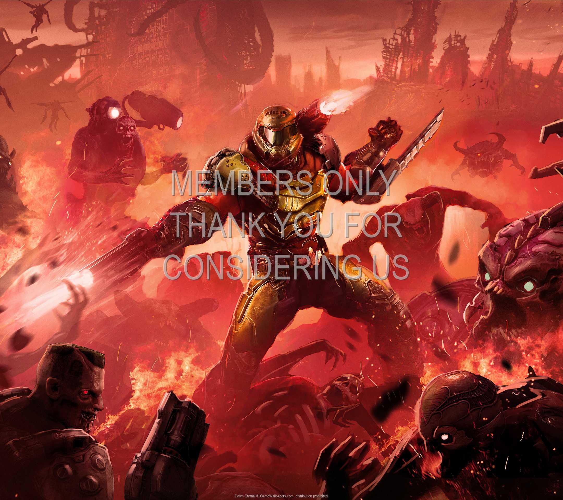 Doom Eternal 1080p Horizontal Mobile wallpaper or background 18