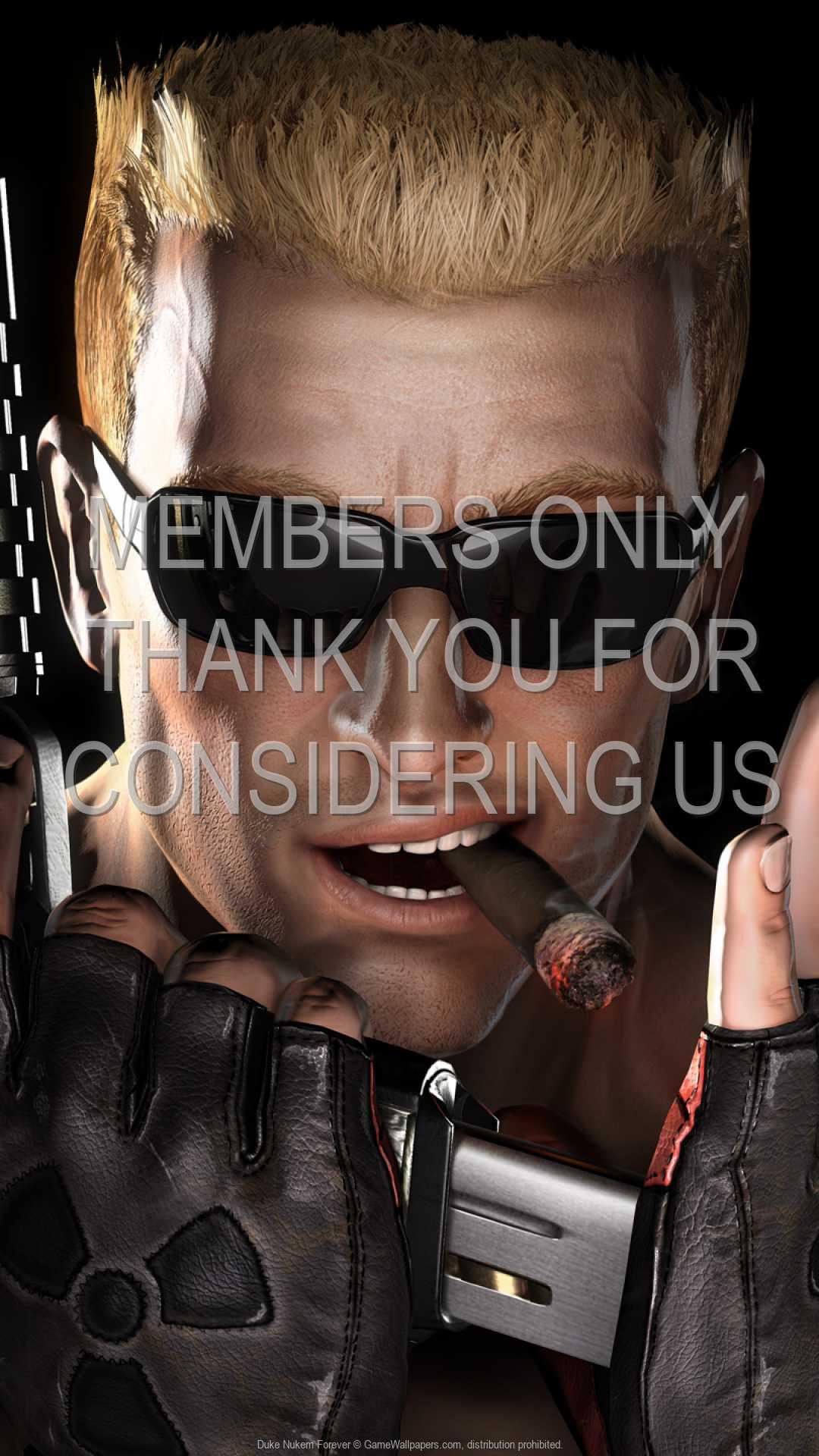 Duke Nukem Forever 1080p Vertical Mobile wallpaper or background 02