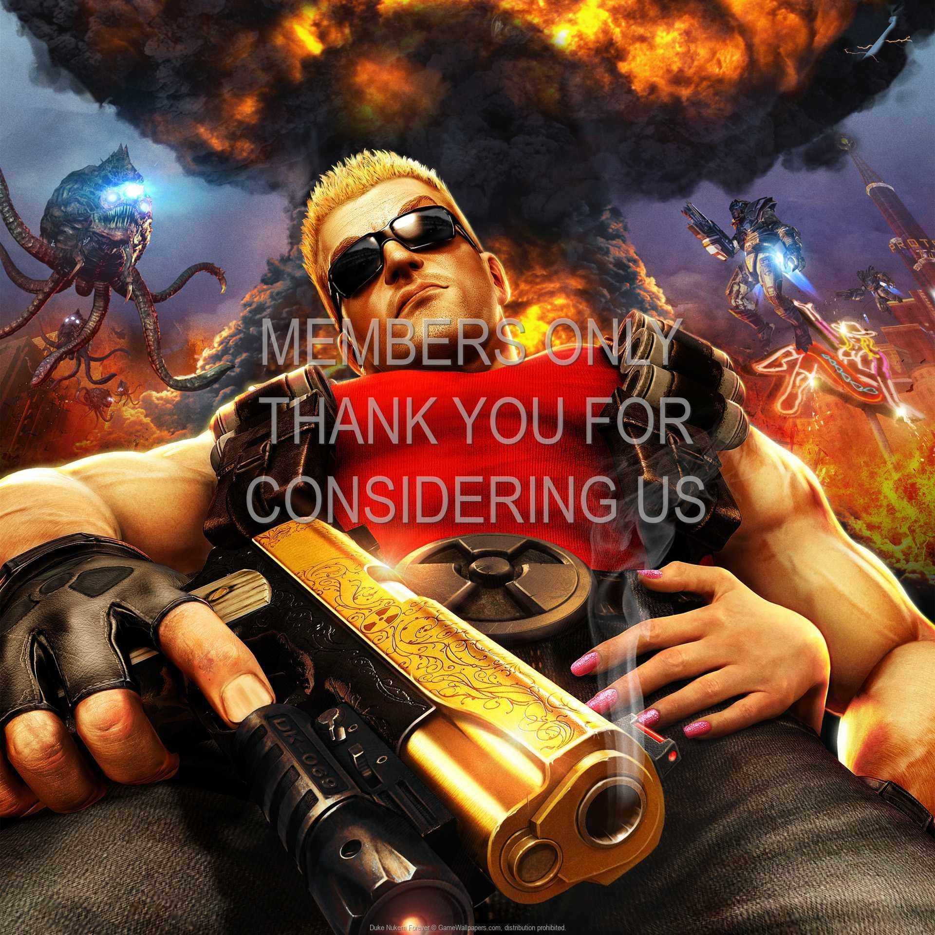 Duke Nukem Forever 1080p Horizontal Mobile wallpaper or background 03