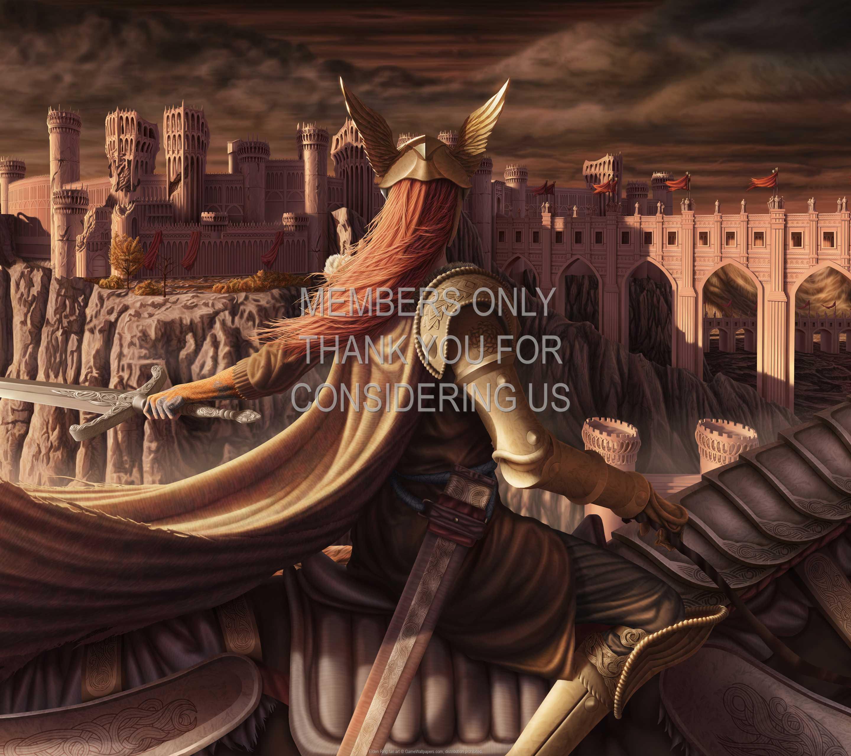 Elden Ring fan art 1440p Horizontal Mobile wallpaper or background 01