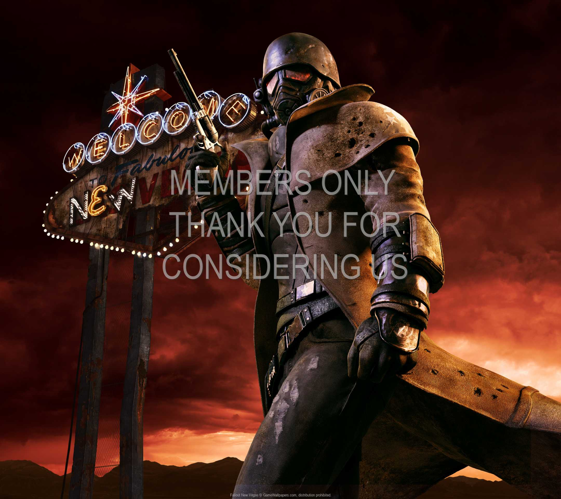 Fallout: New Vegas 1080p Horizontal Mobile wallpaper or background 01