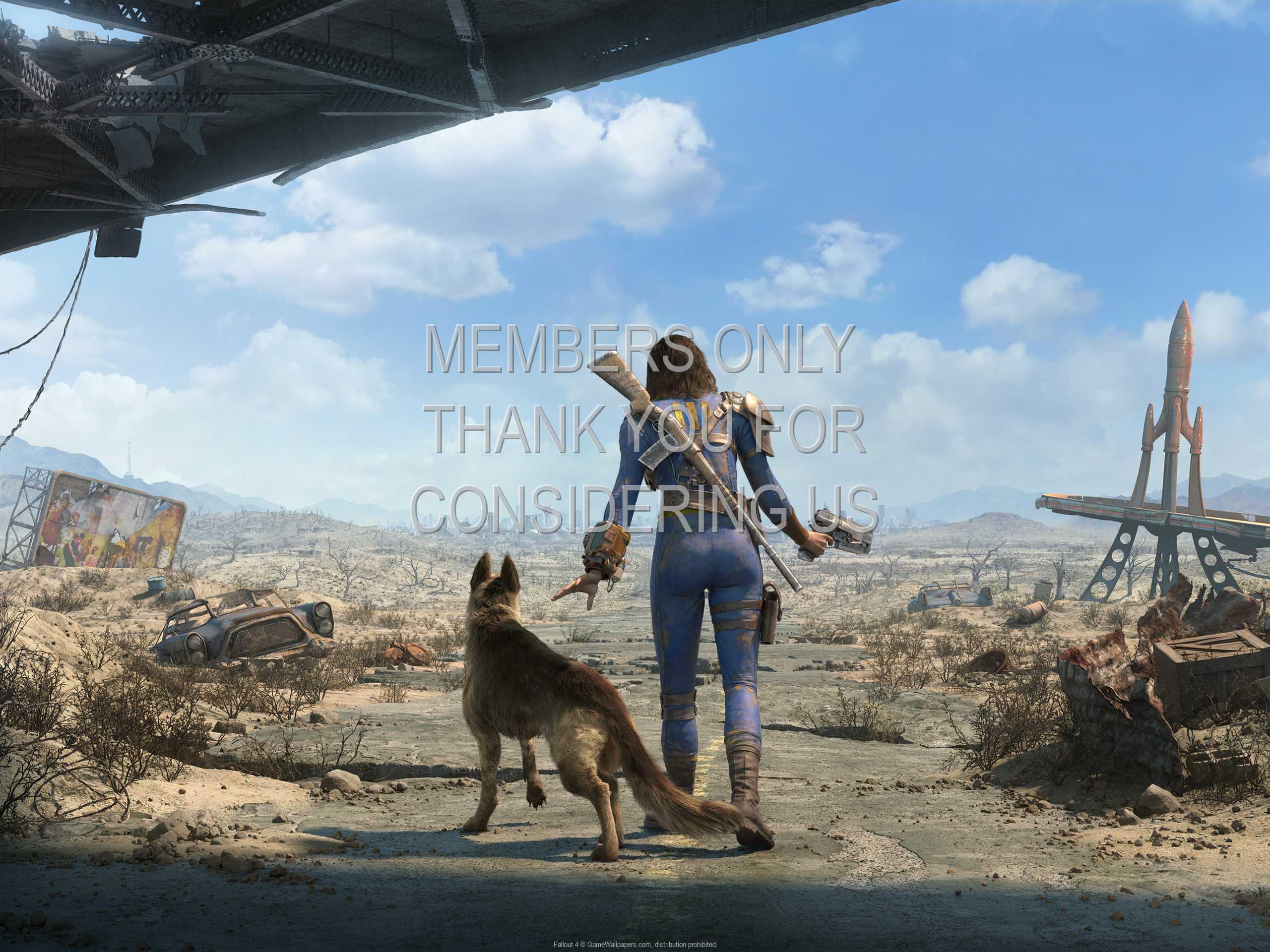 Fallout 4 1080p Horizontal Handy Hintergrundbild 10