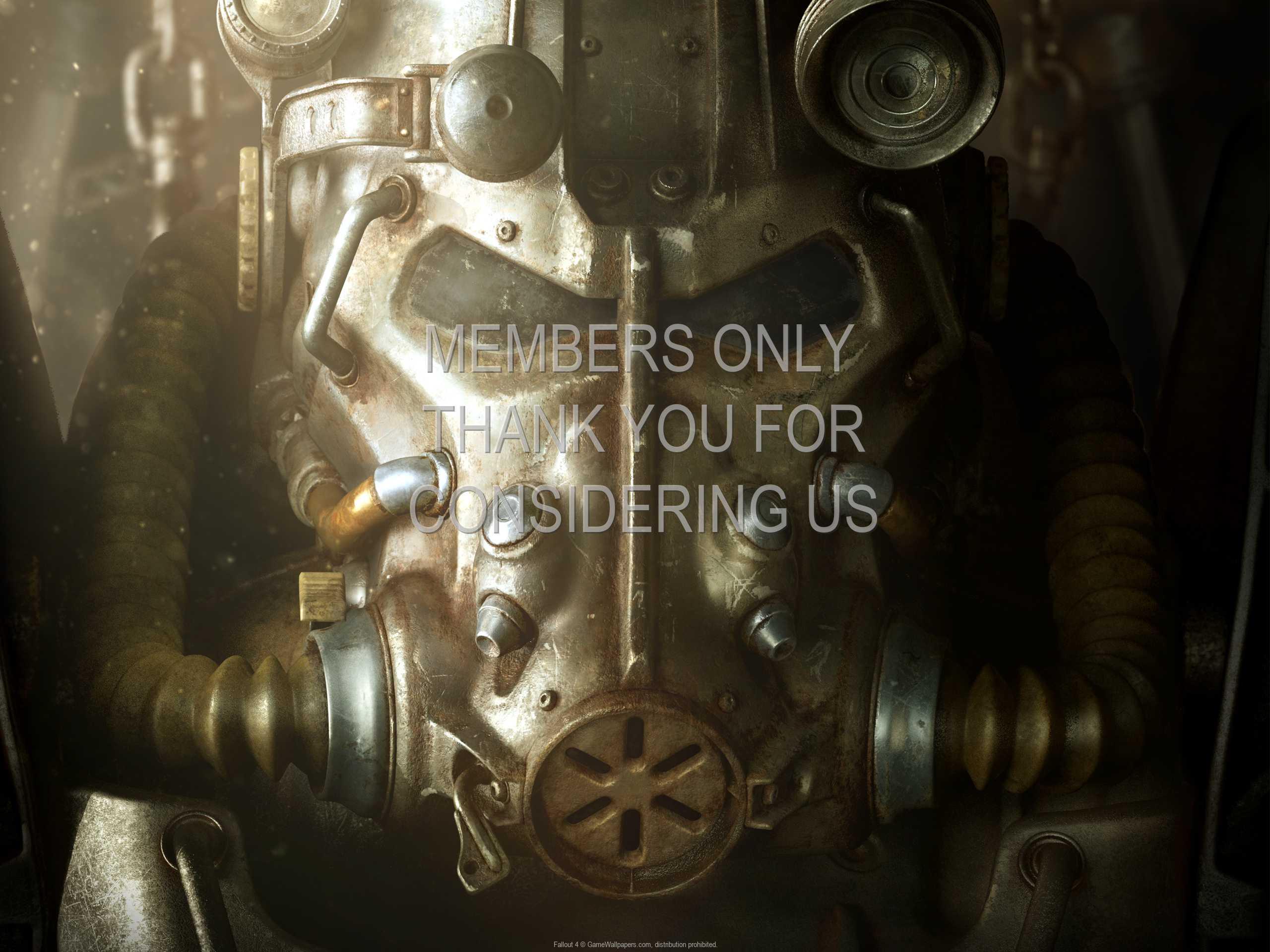 Fallout 4 1080p Horizontal Handy Hintergrundbild 11