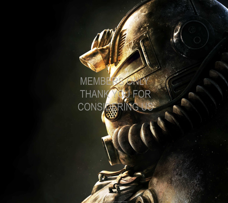 Fallout 76 1440p Horizontal Mobiele achtergrond 01