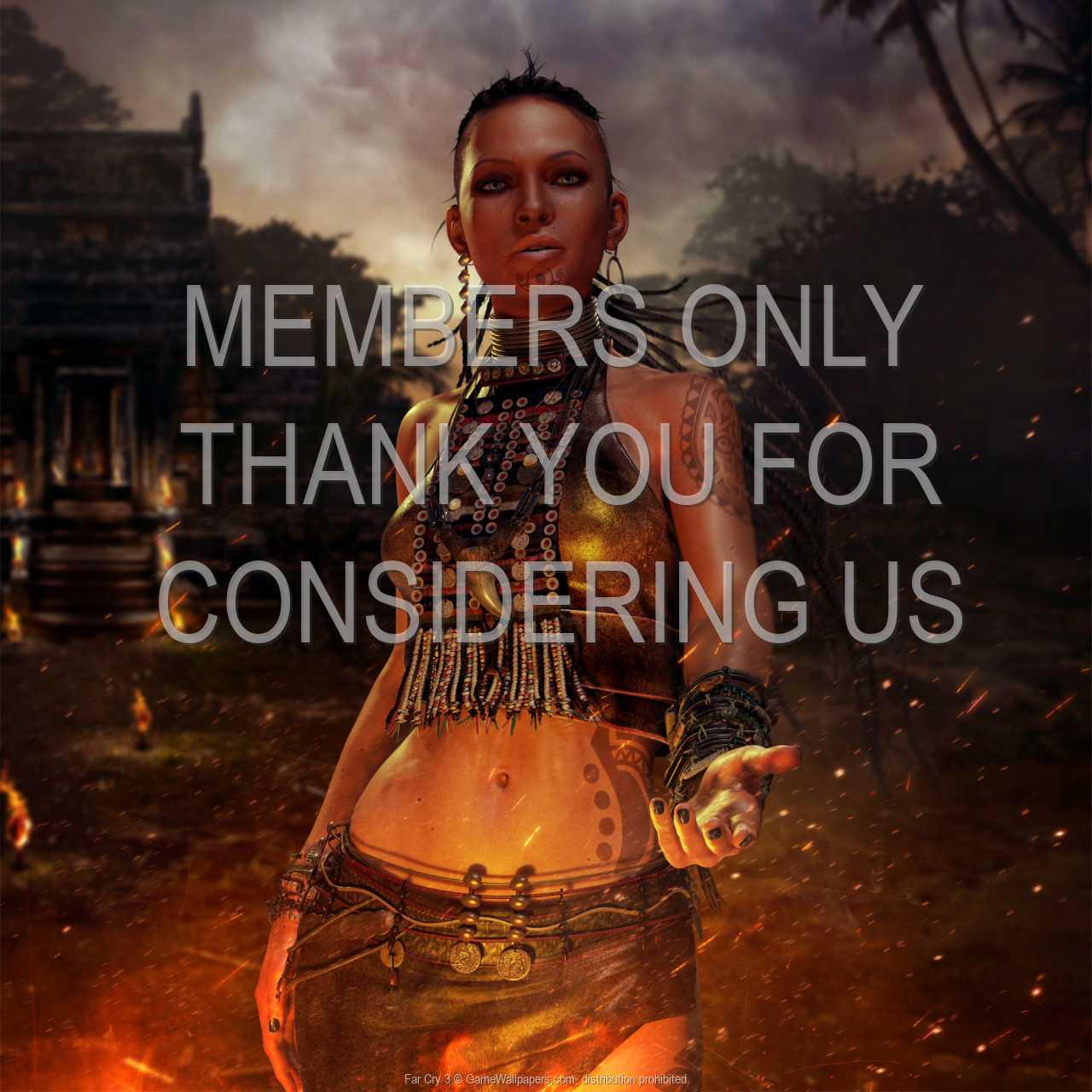 Far Cry 3 Wallpaper 06 720p Horizontal