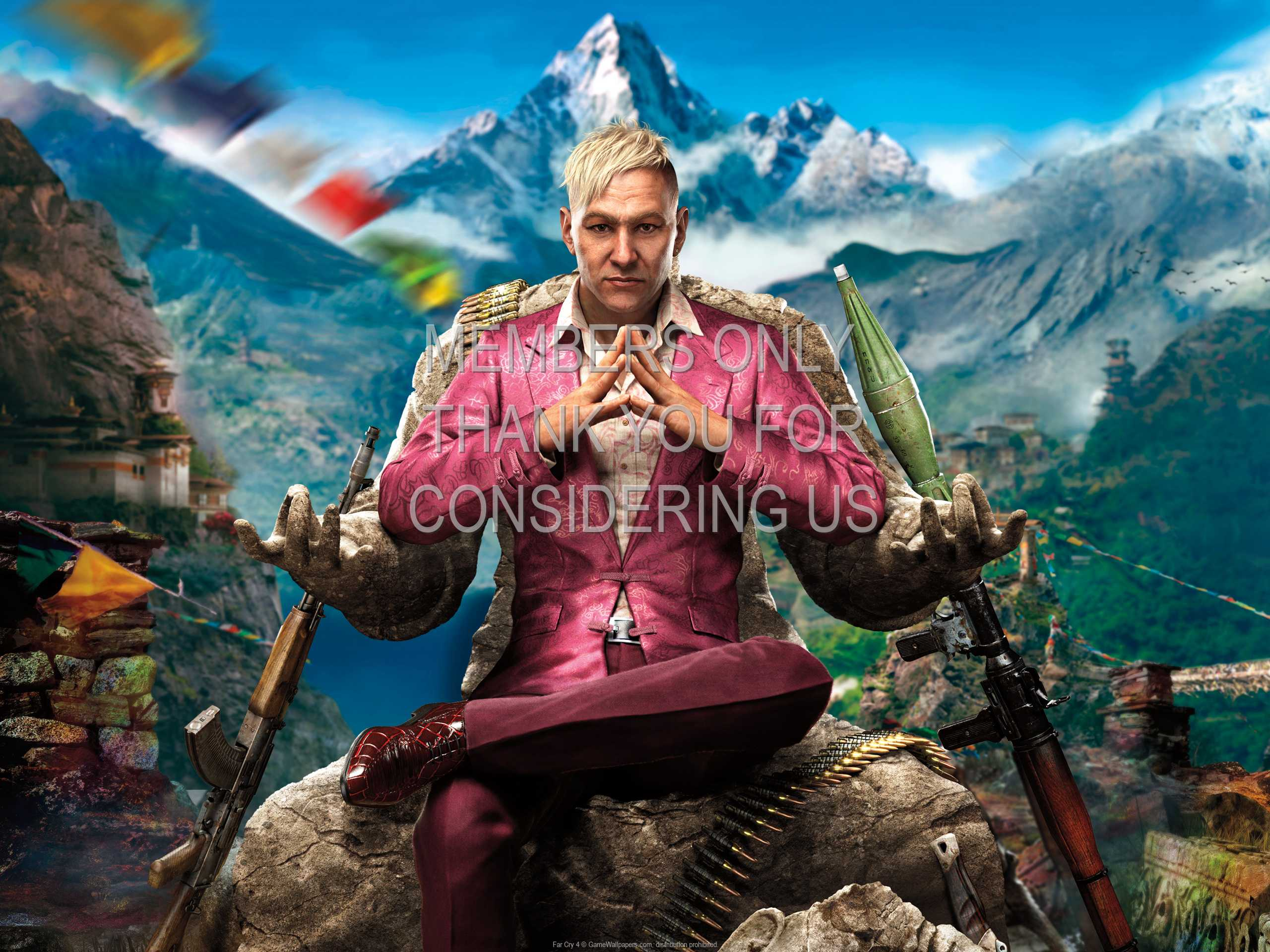 Far Cry 4 Wallpaper 01 1080p Horizontal
