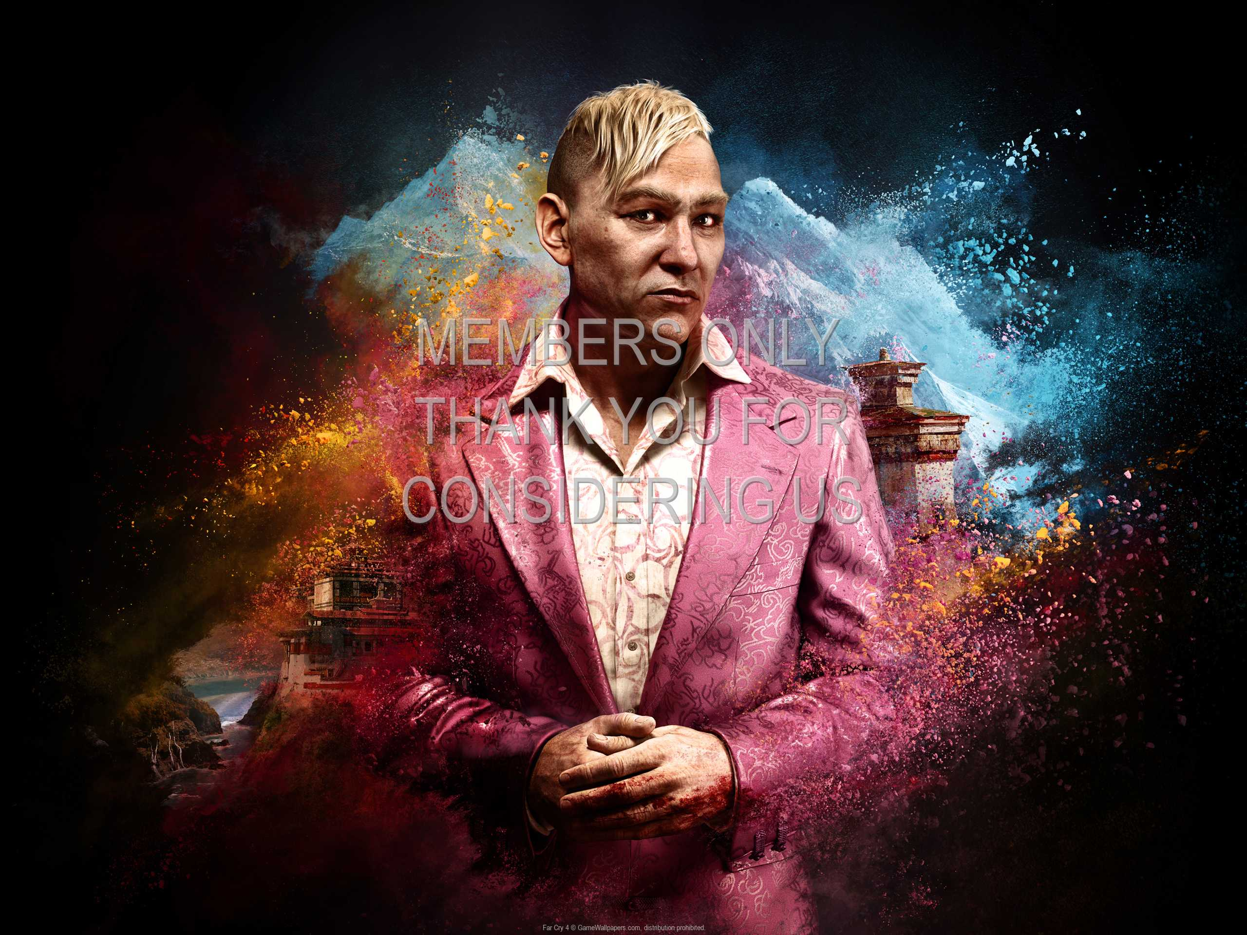 Far Cry 4 1080p Horizontal Mobile wallpaper or background 02