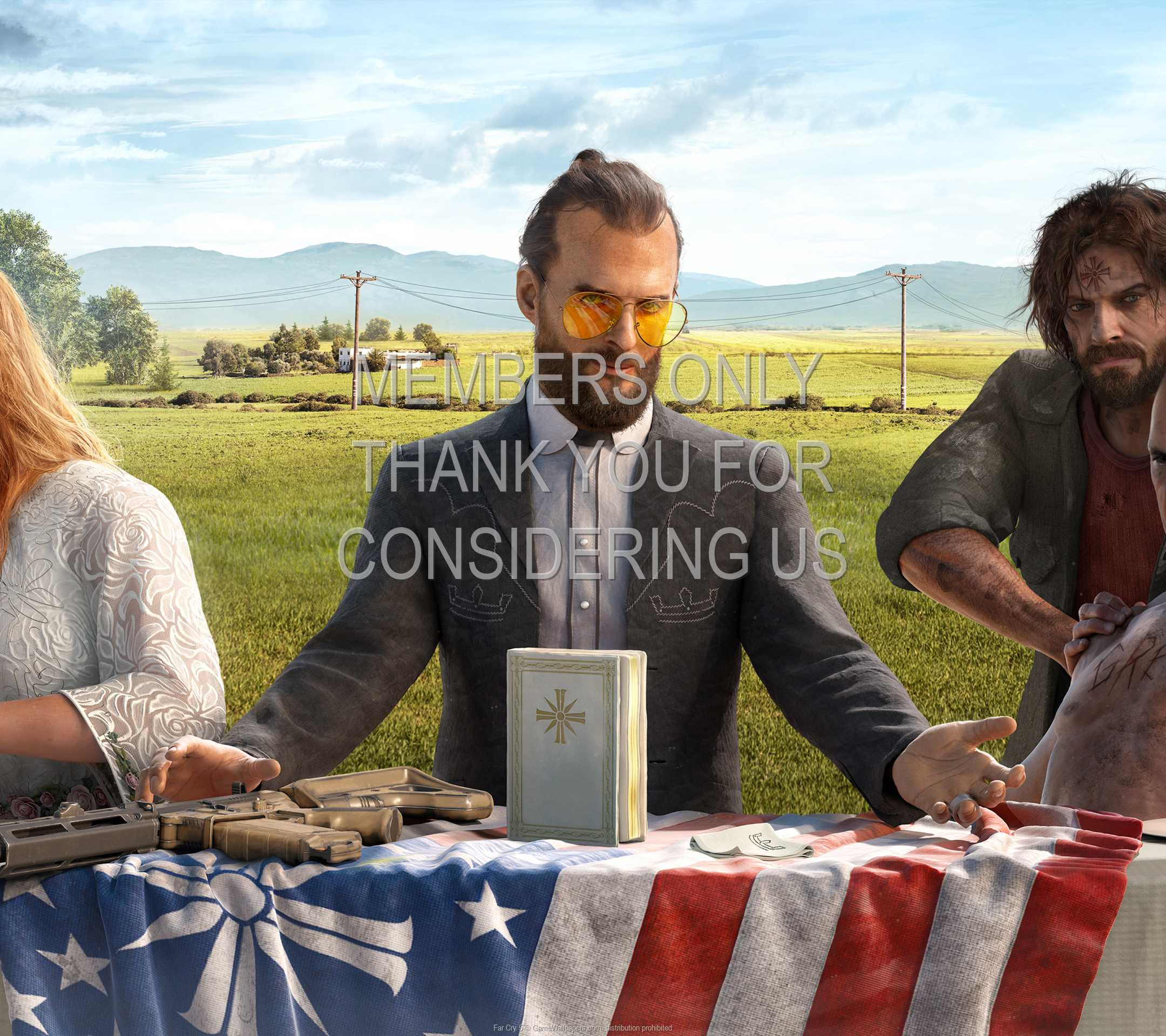Far Cry 5 Wallpaper 07 1080p Horizontal
