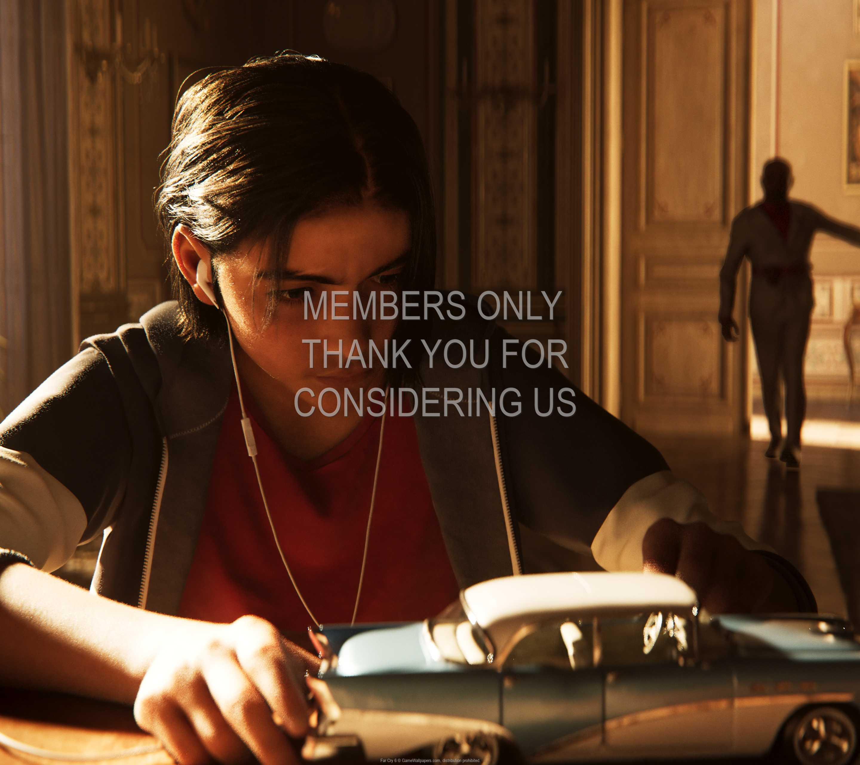 Far Cry 6 1440p Horizontal Móvil fondo de escritorio 01