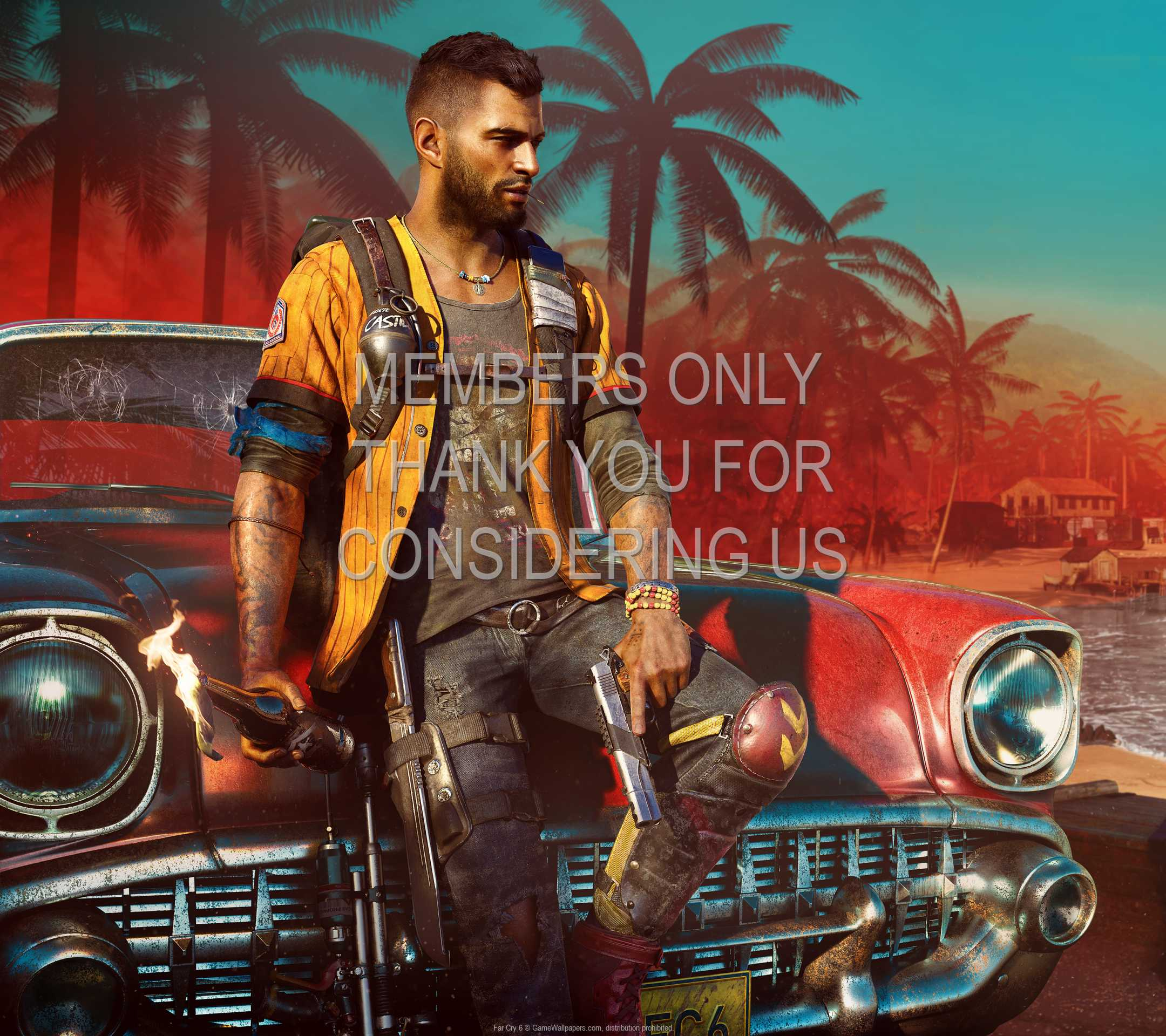 Far Cry 6 1080p Horizontal Mobile wallpaper or background 05