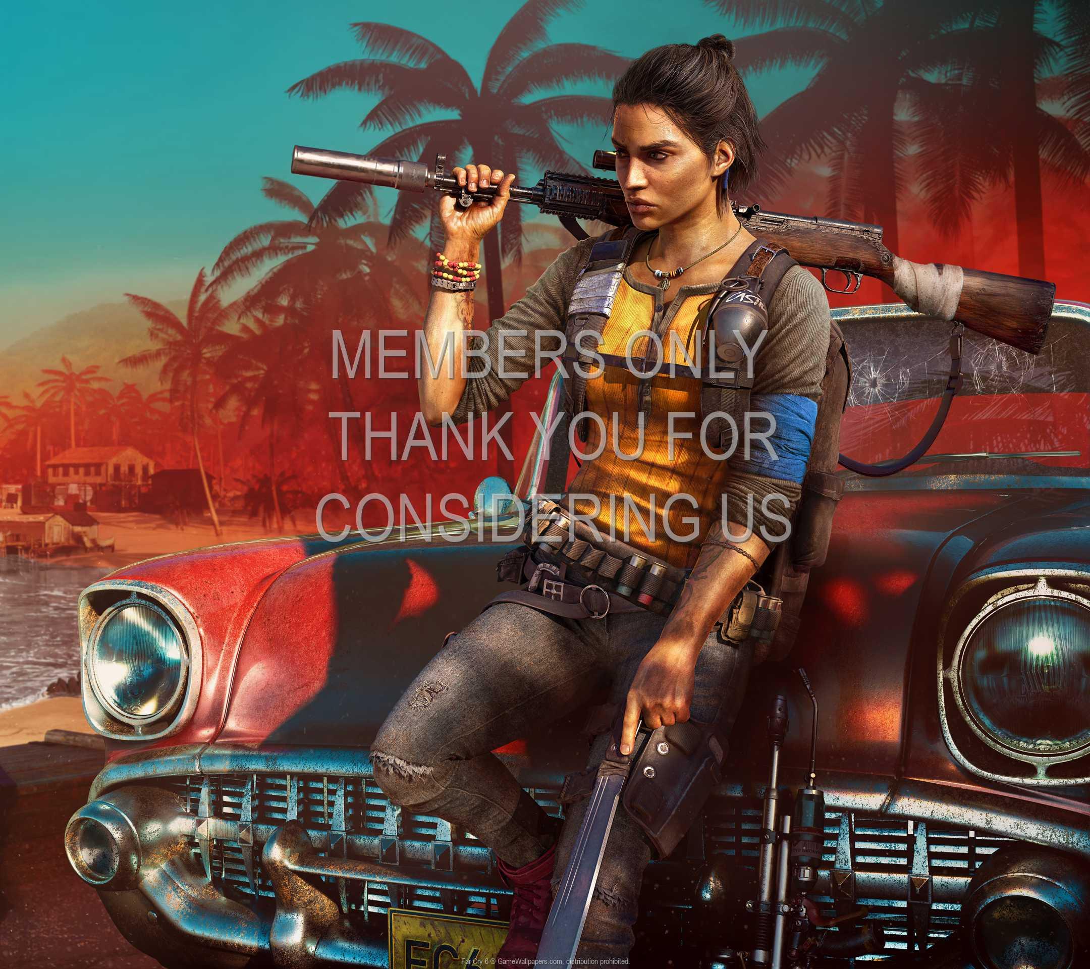 Far Cry 6 1080p Horizontal Handy Hintergrundbild 06