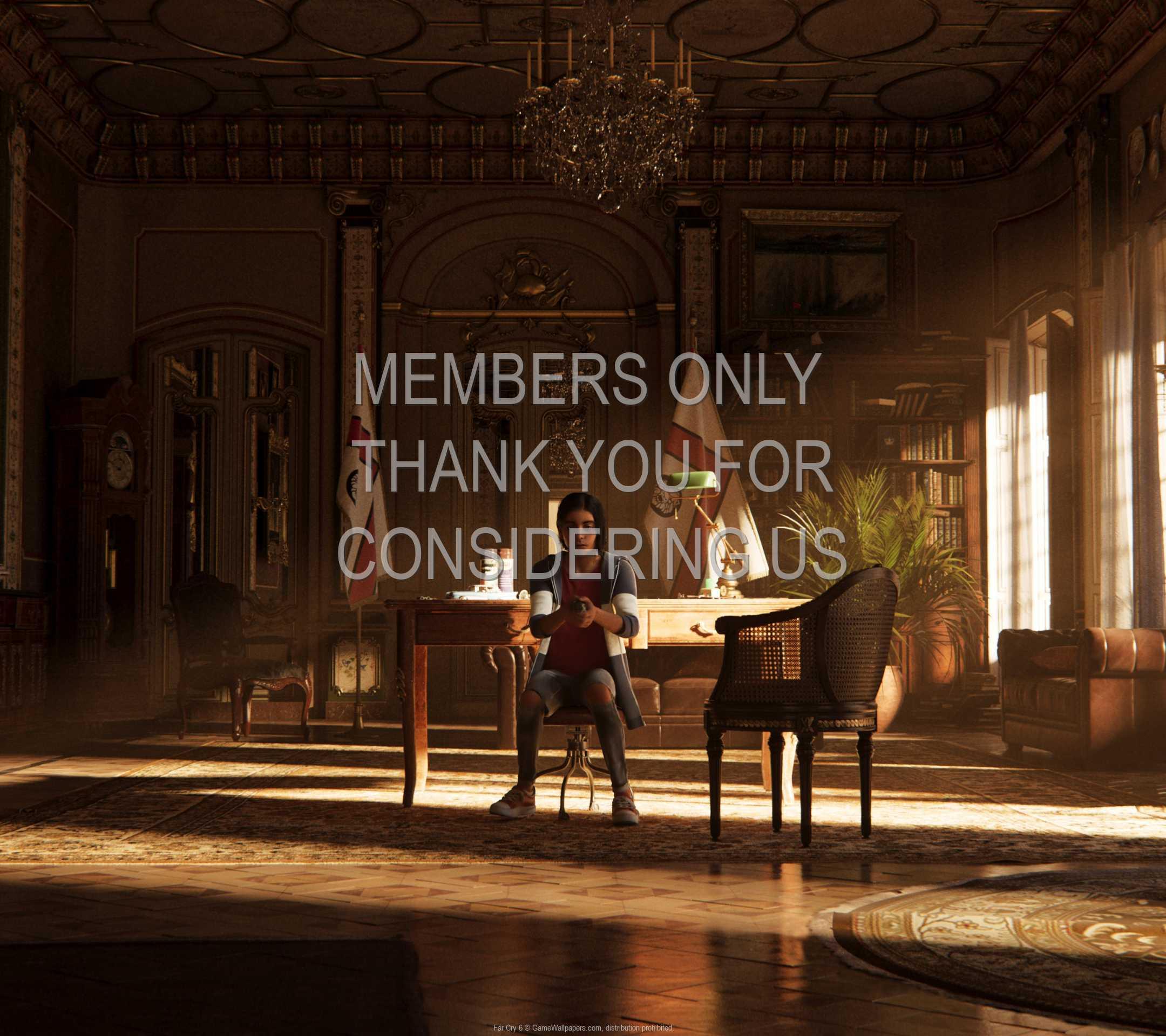 Far Cry 6 1080p Horizontal Móvil fondo de escritorio 09