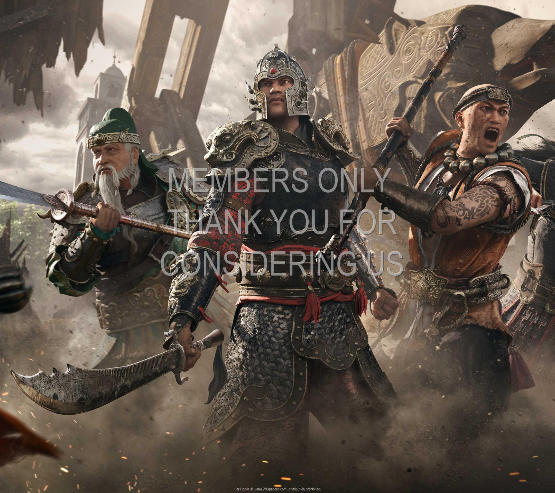 For Honor 1080p Horizontal Mobile fond d'écran 15