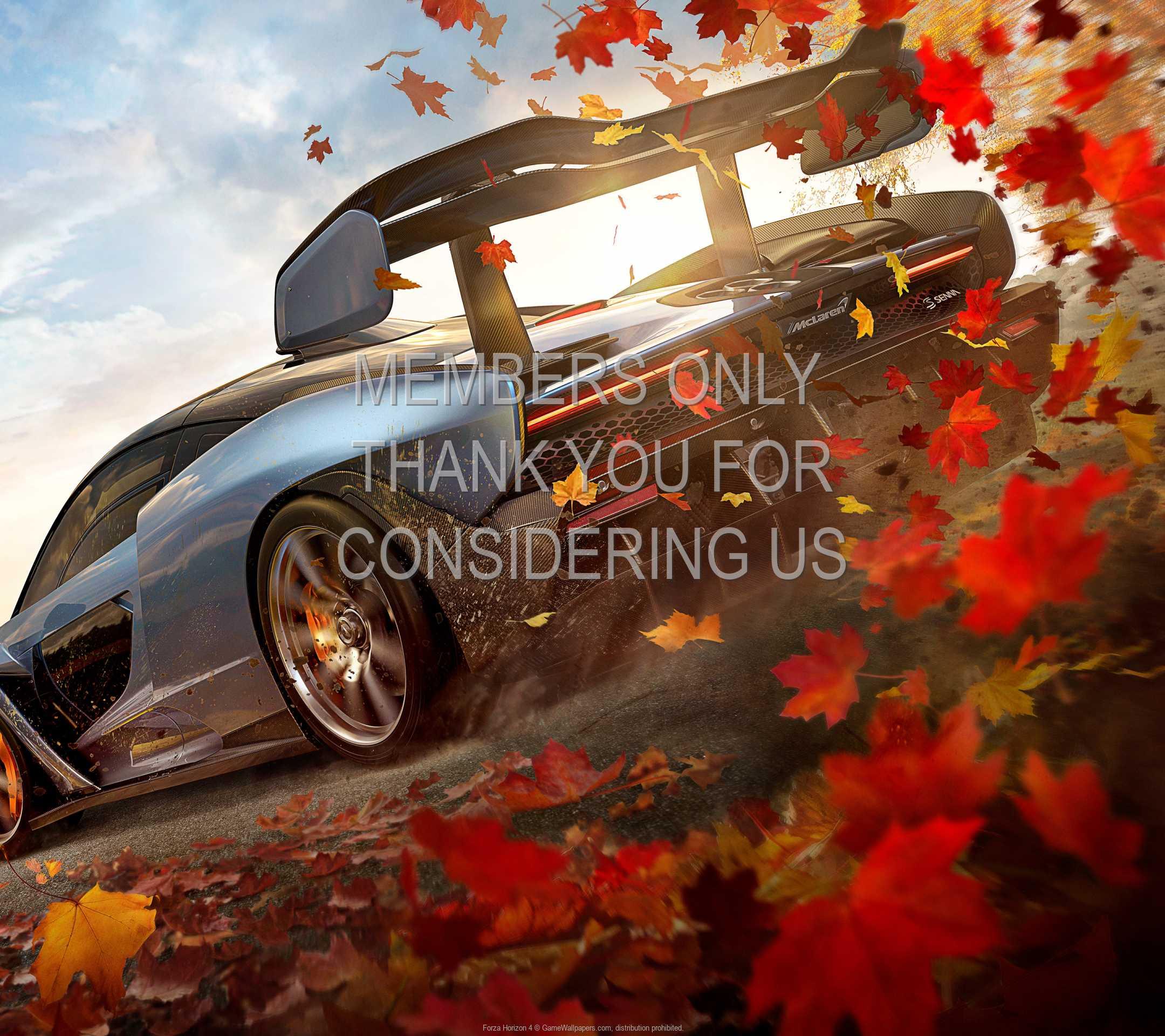 Forza Horizon 4 1080p Horizontal Mobiele achtergrond 01