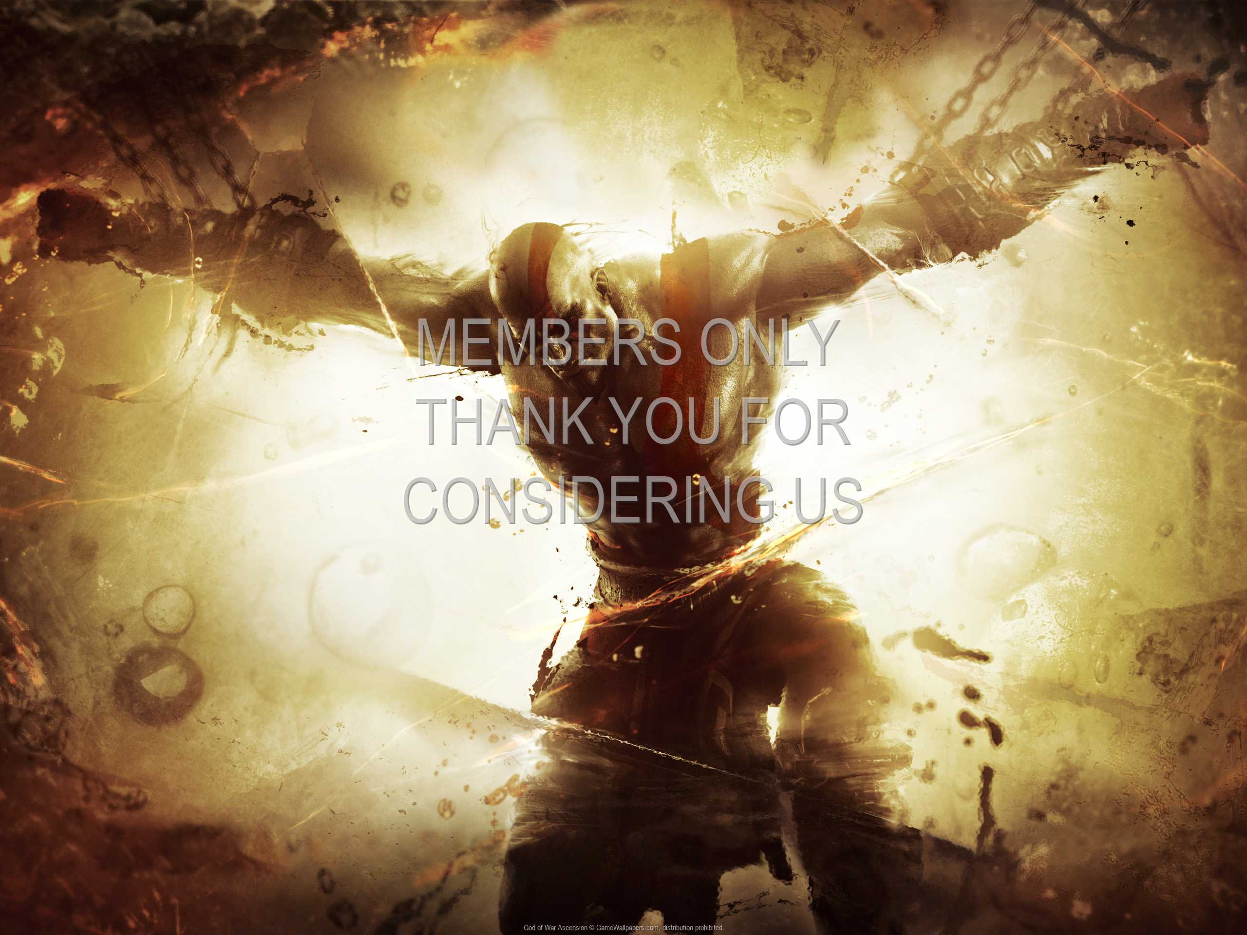 God of War: Ascension 1080p Horizontal Handy Hintergrundbild 01