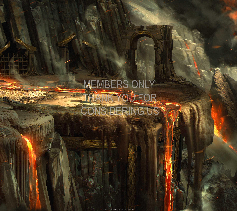 God of War 2017 1440p Horizontal Mobile wallpaper or background 06