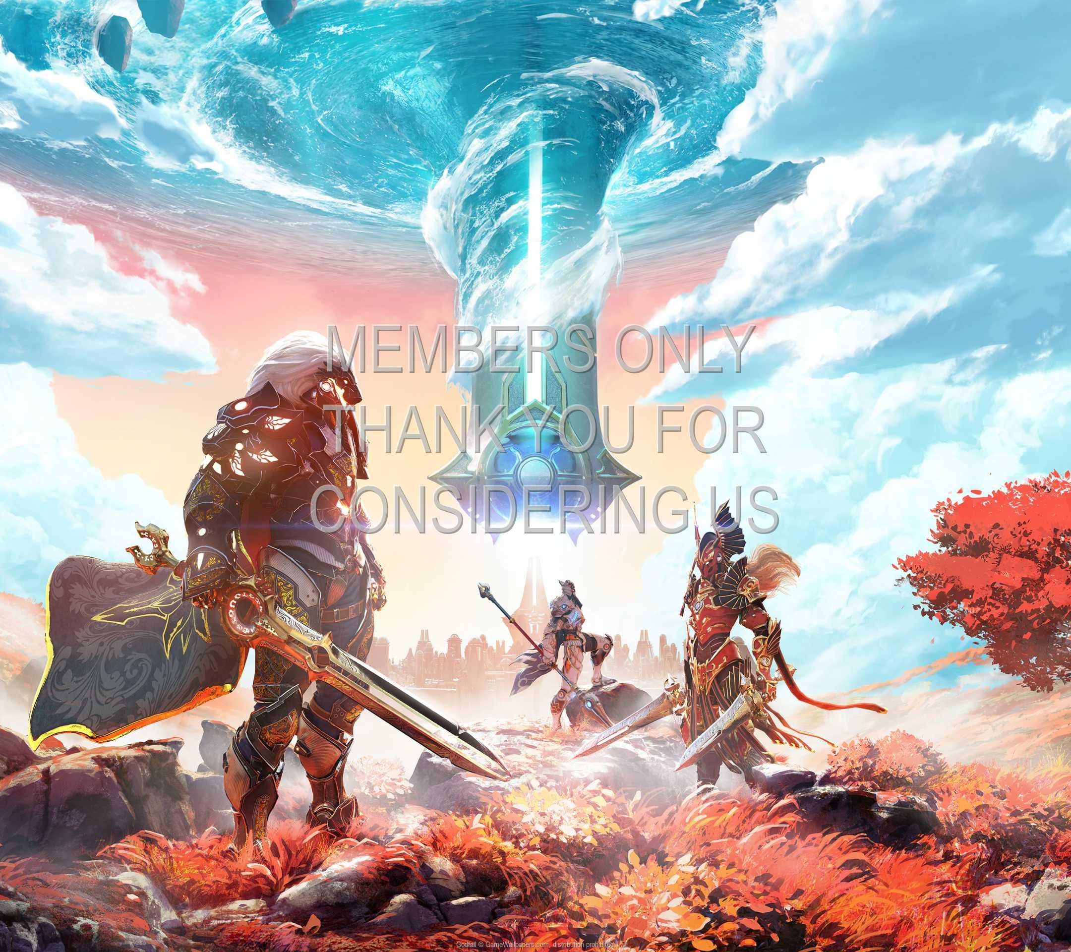Godfall 1080p Horizontal Mobile wallpaper or background 01