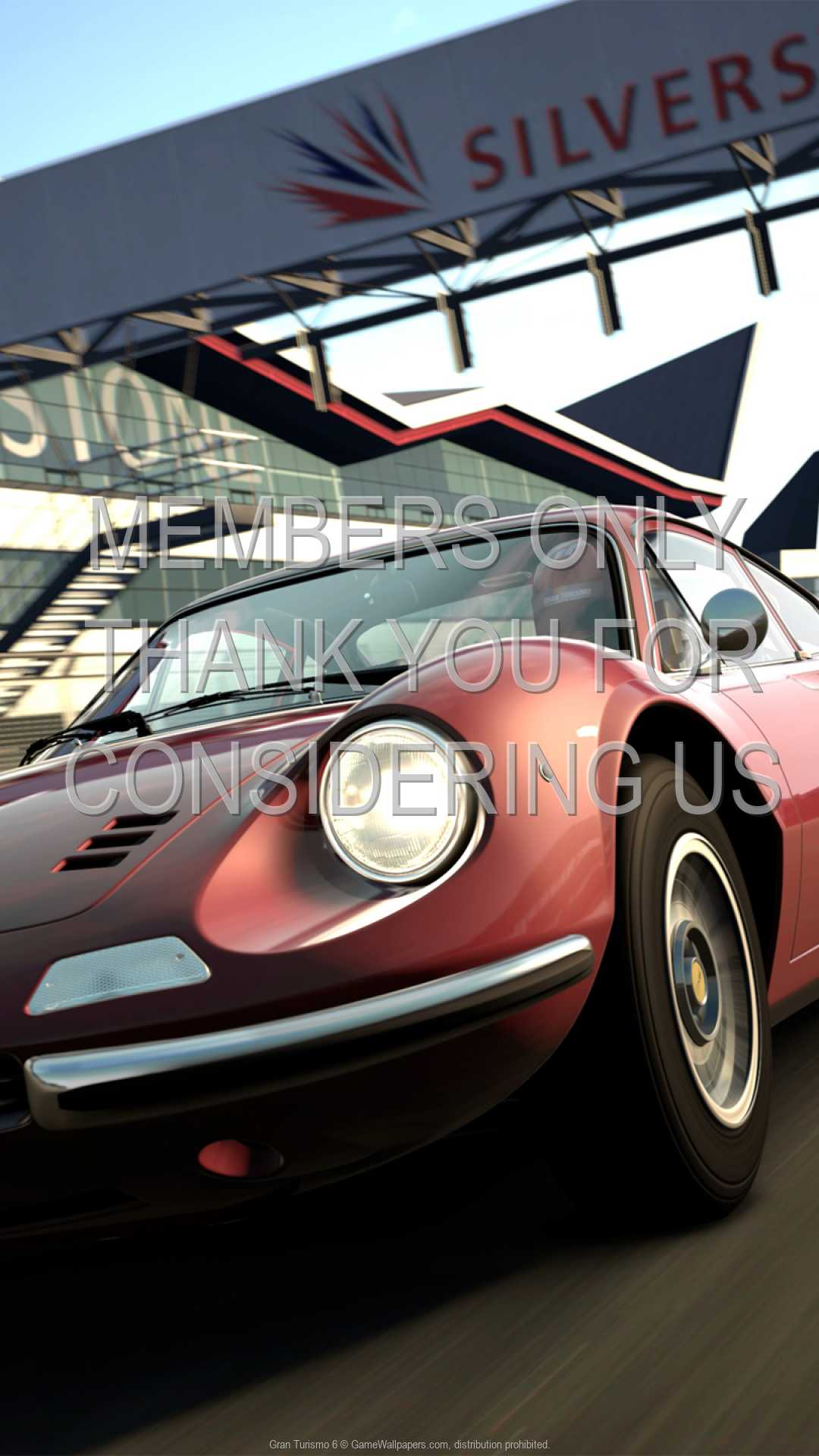 Gran Turismo 6 1080p Vertical Handy Hintergrundbild 02