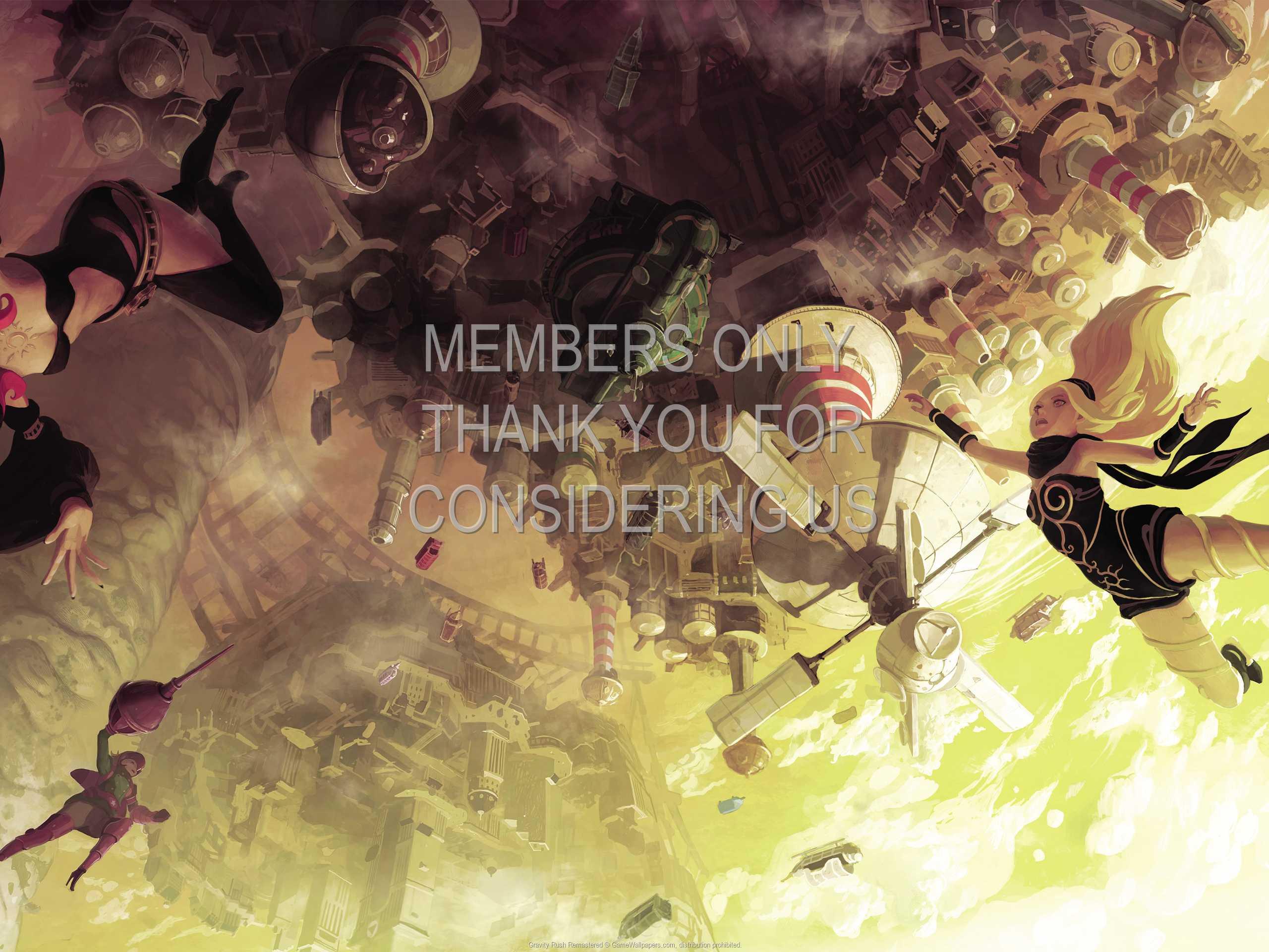 Gravity Rush Remastered 1080p Horizontal Mobile wallpaper or background 02