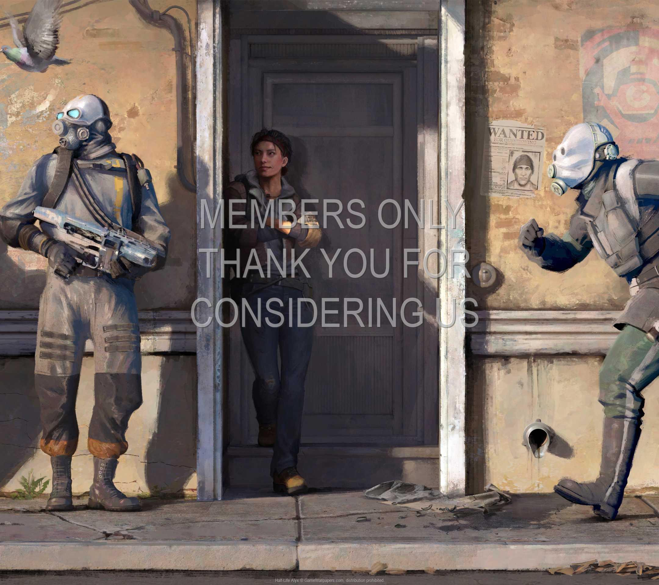 Half-Life: Alyx 1080p Horizontal Handy Hintergrundbild 01