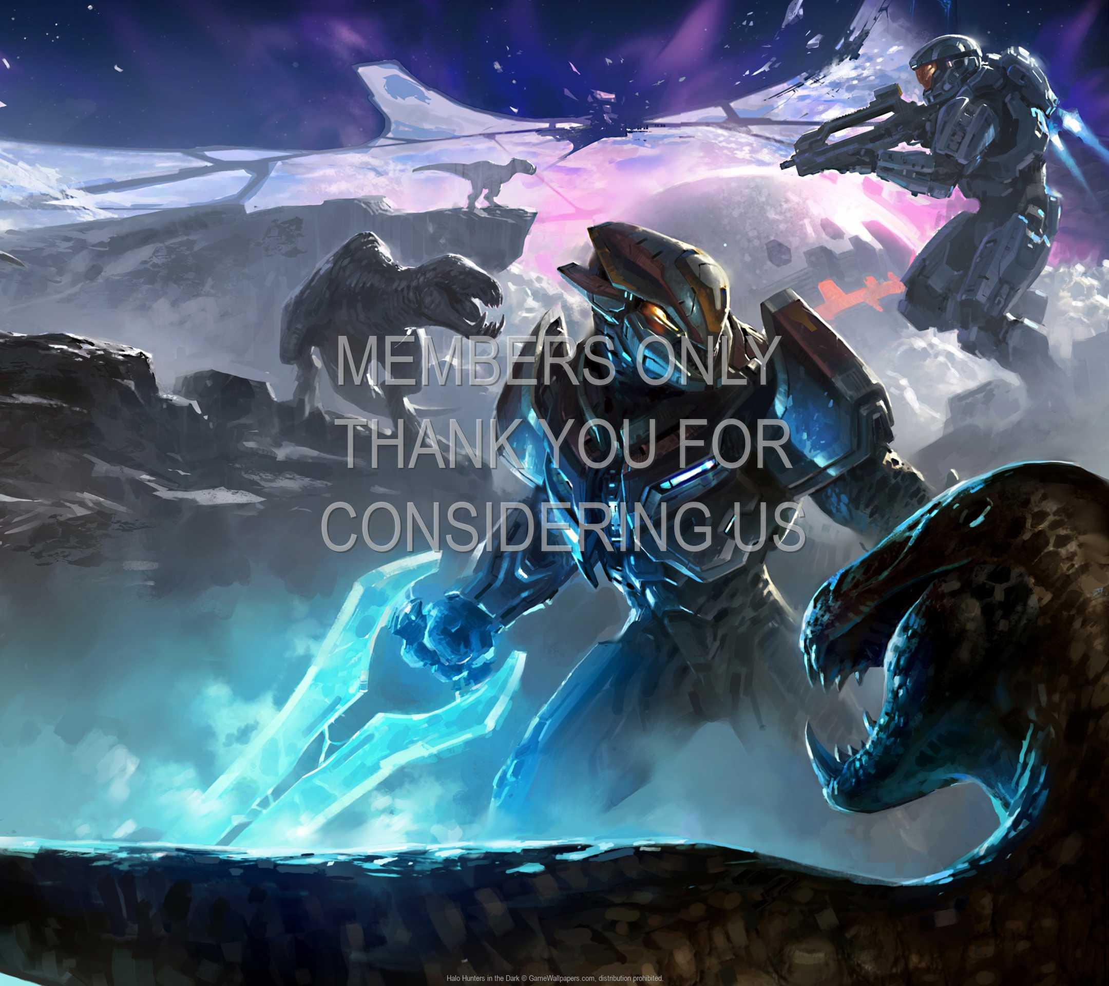 Halo: Hunters in the Dark 1080p Horizontal Handy Hintergrundbild 01
