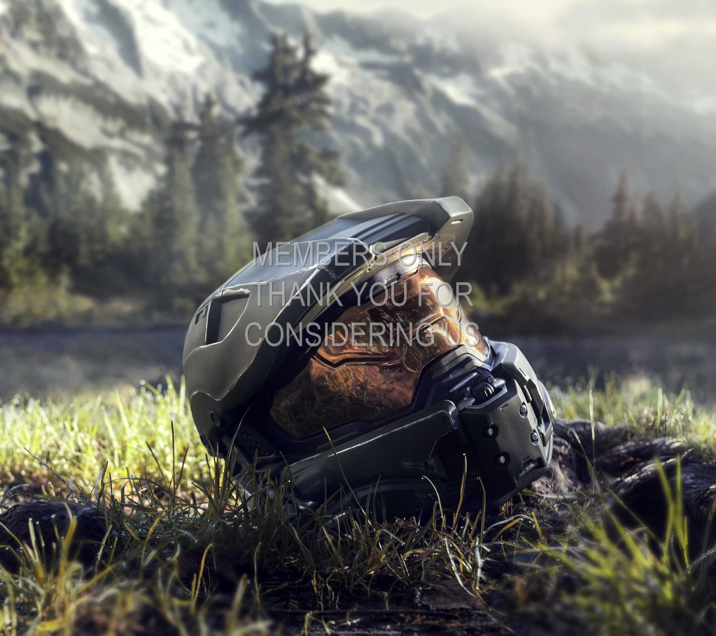 Halo: Infinite 1440p Horizontal Mobiele achtergrond 04