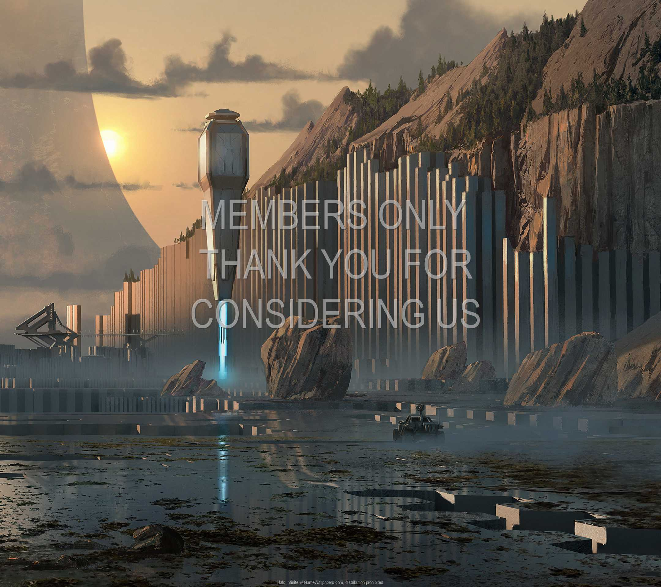 Halo: Infinite 1080p Horizontal Mobile wallpaper or background 07