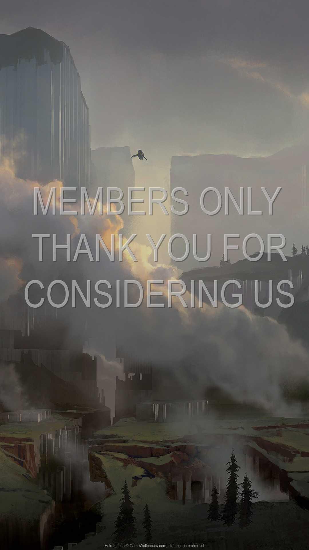 Halo: Infinite 1080p Vertical Mobile fond d'écran 08