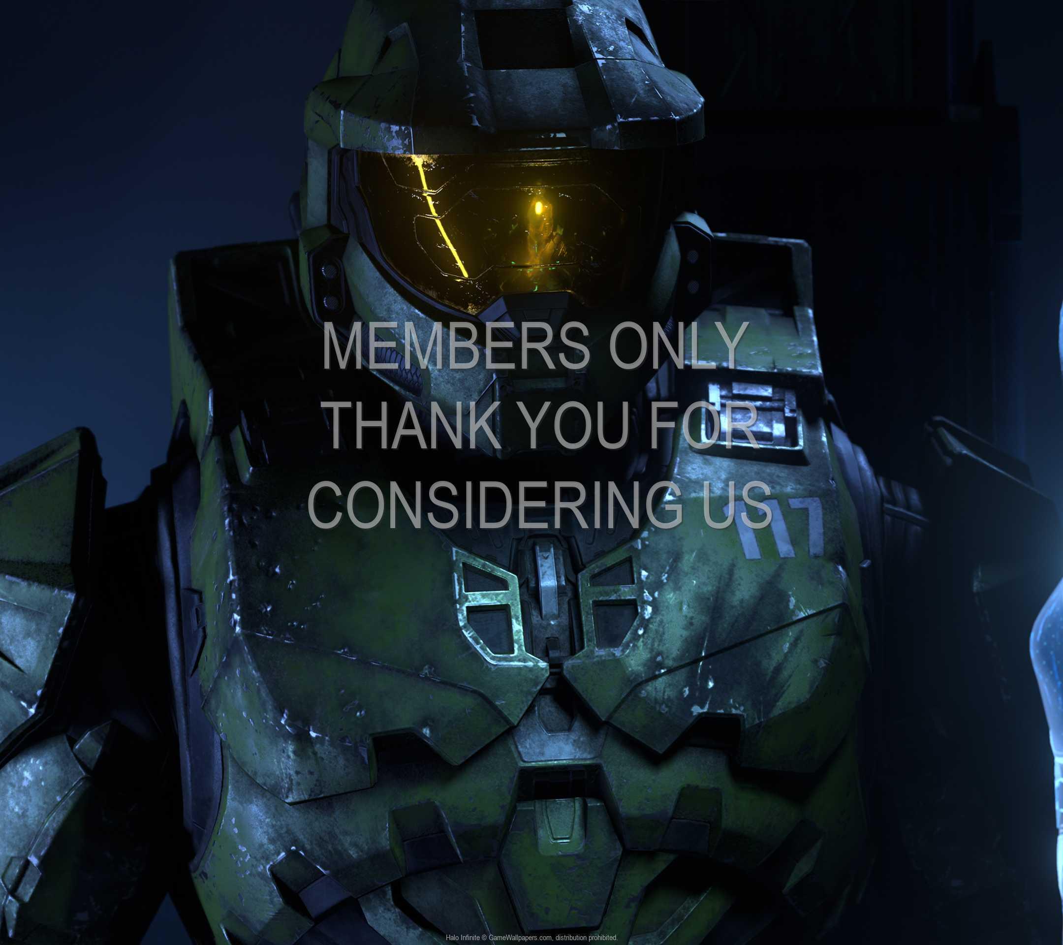 Halo: Infinite 1080p Horizontal Móvil fondo de escritorio 09