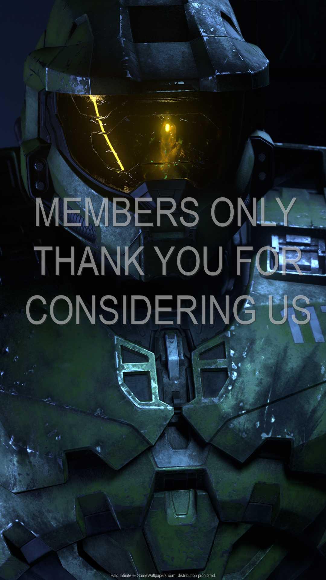 Halo: Infinite 1080p Vertical Móvil fondo de escritorio 09