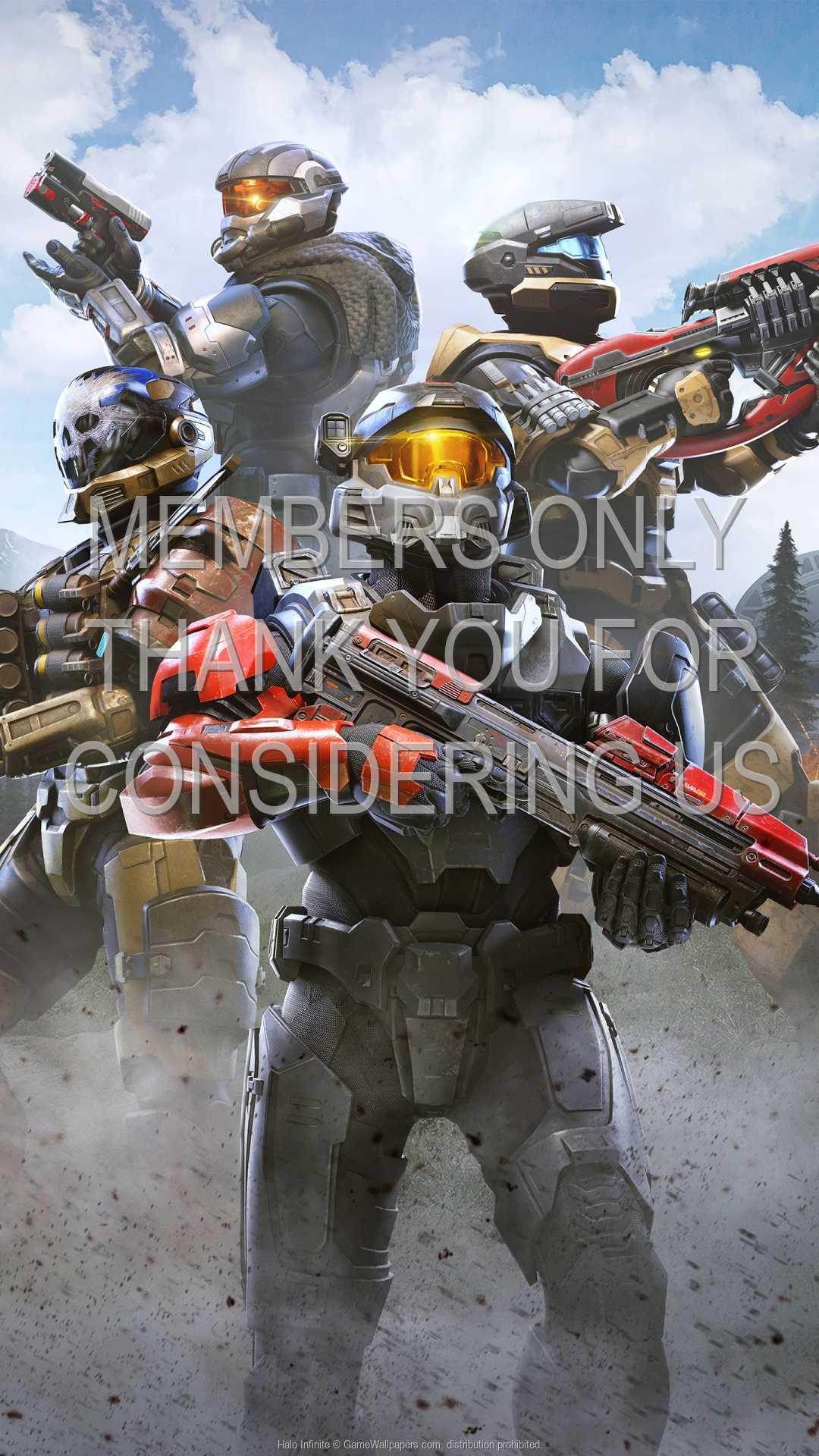 Halo: Infinite 1080p Vertical Móvil fondo de escritorio 11