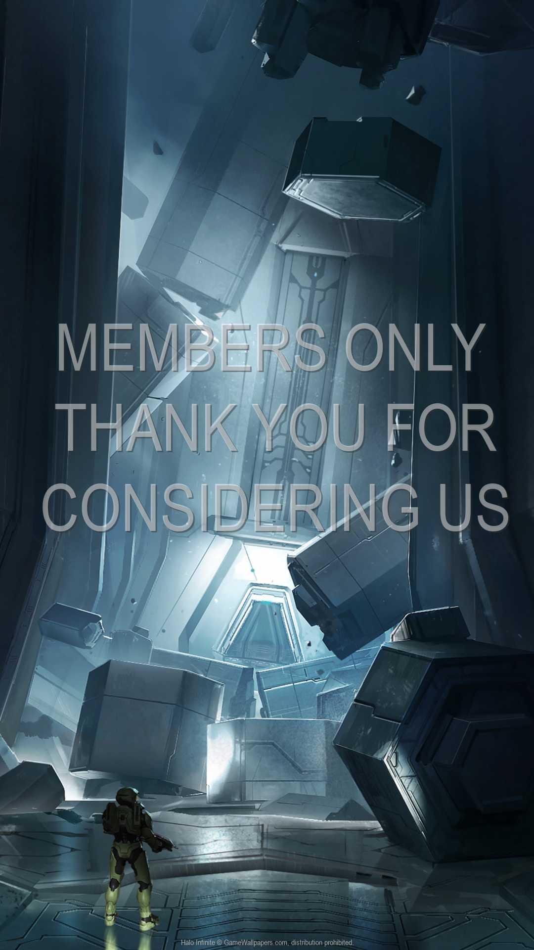 Halo: Infinite 1080p Vertical Móvil fondo de escritorio 12