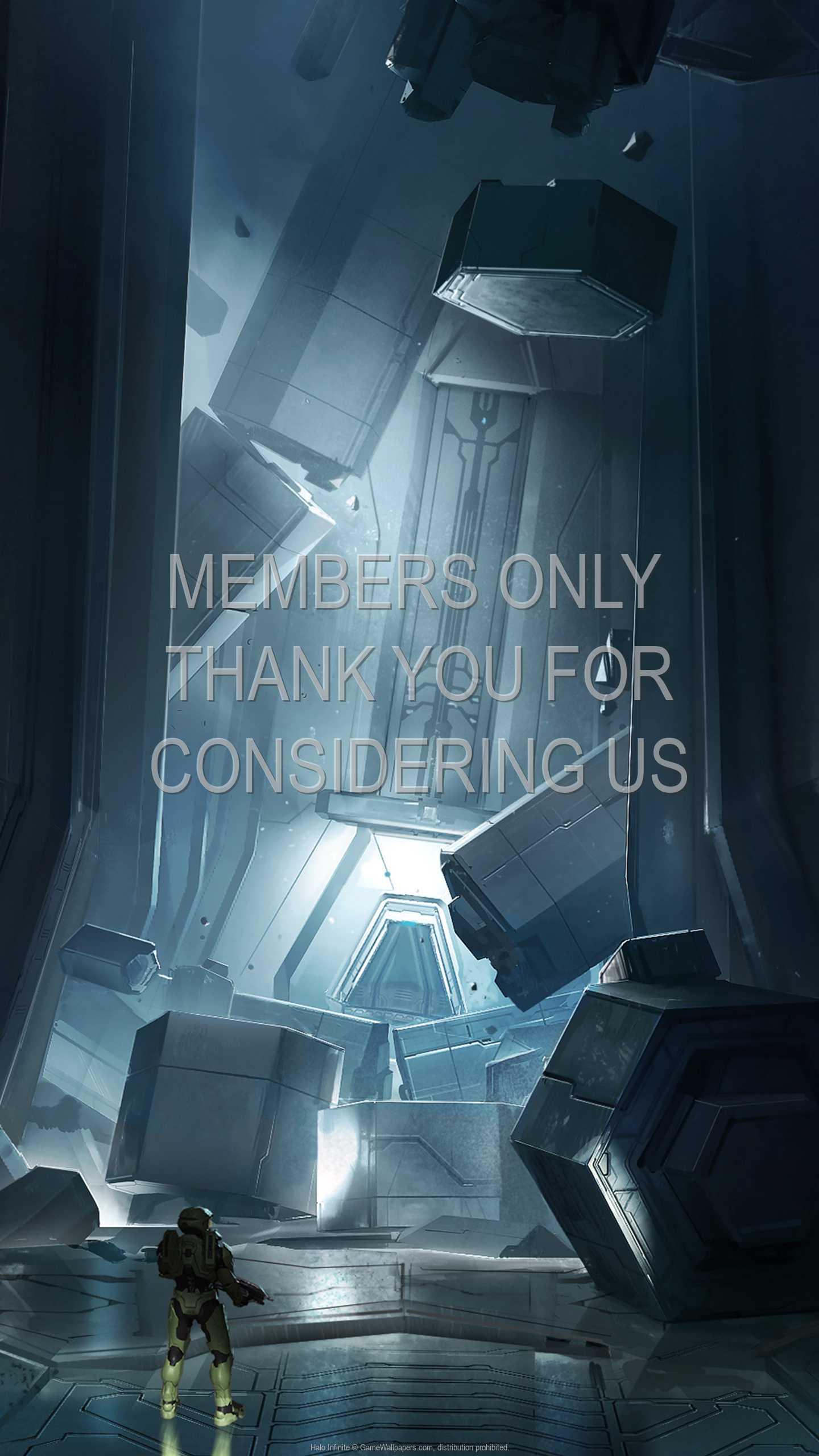Halo: Infinite 1440p Vertical Móvil fondo de escritorio 12