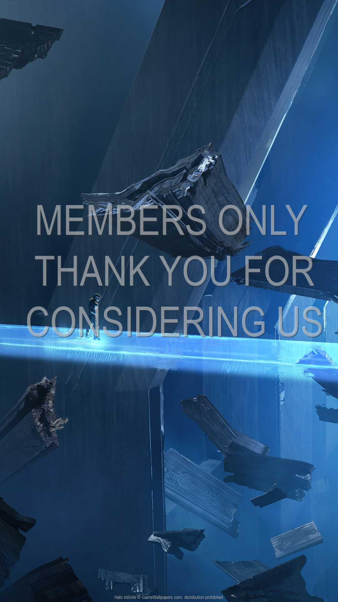 Halo: Infinite 1080p Vertical Mobile fond d'écran 14