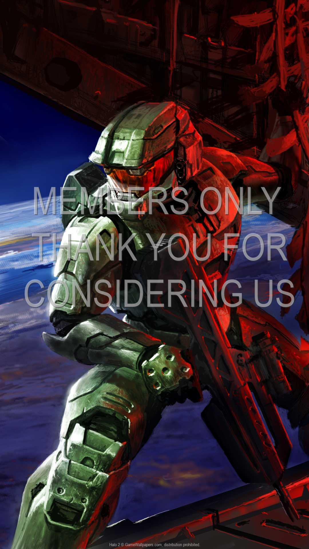 Halo 2 1080p Vertical Mobile fond d'écran 18