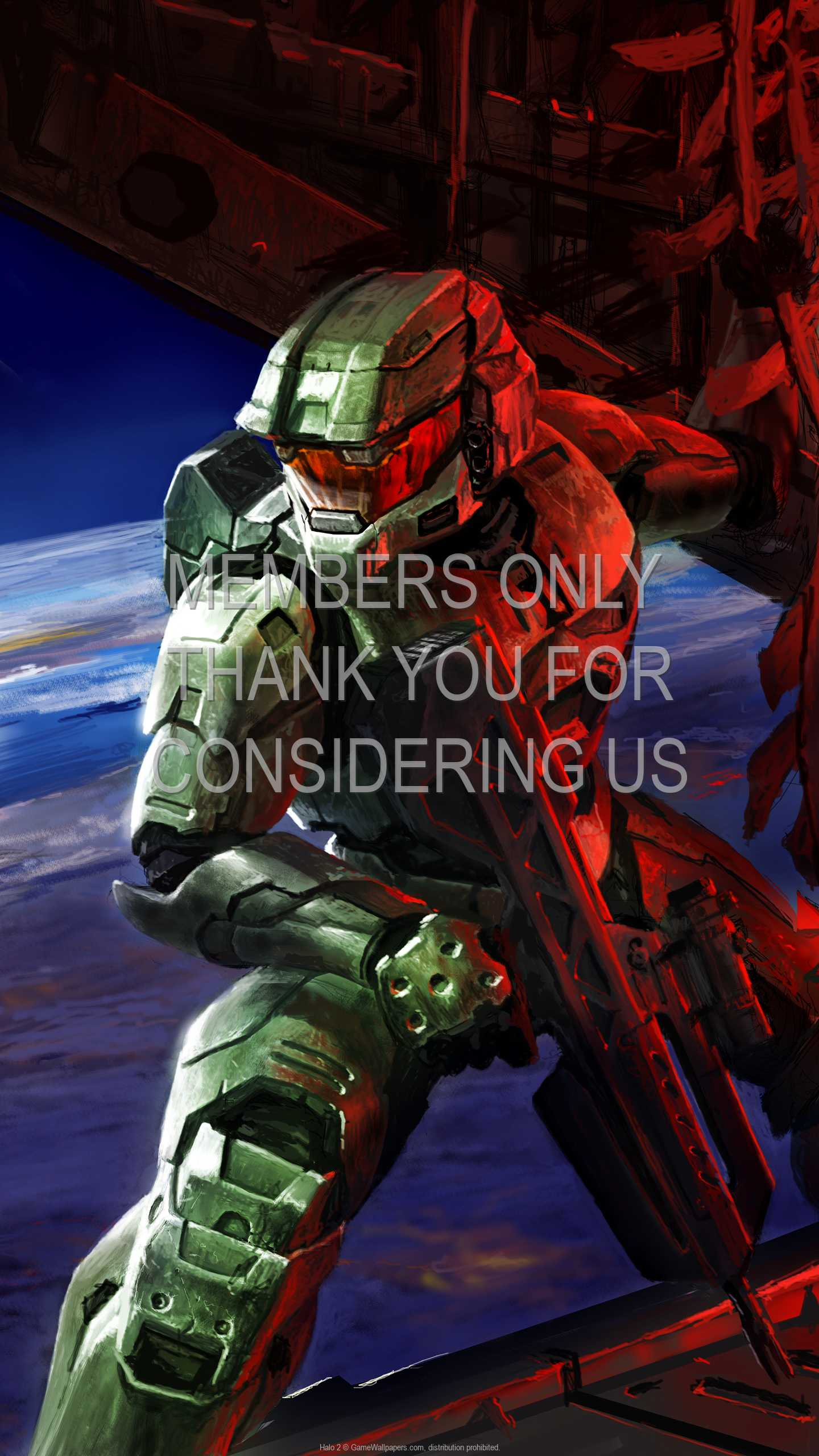 Halo 2 1440p Vertical Mobile wallpaper or background 18