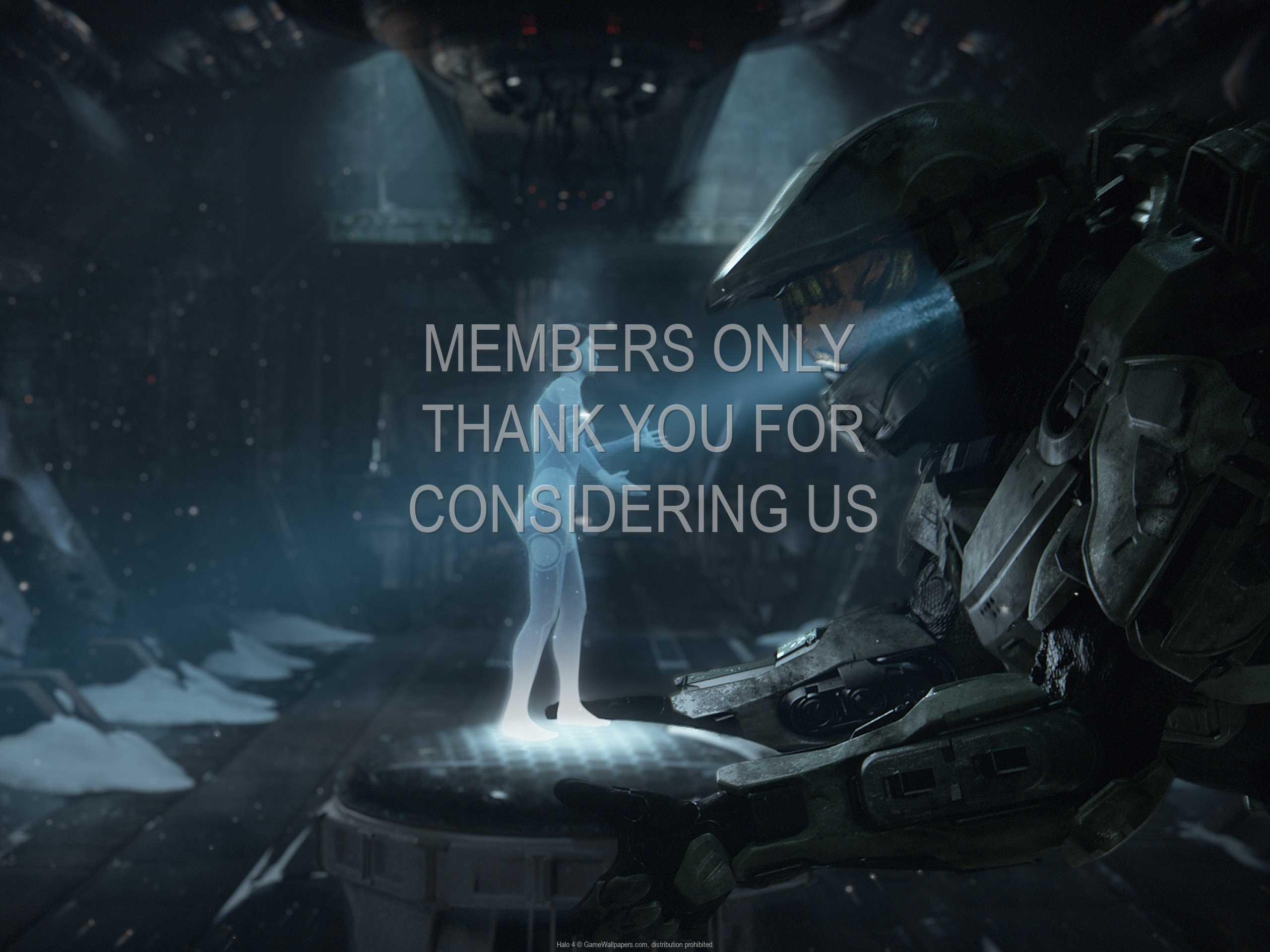 Halo 4 1080p Horizontal Handy Hintergrundbild 02