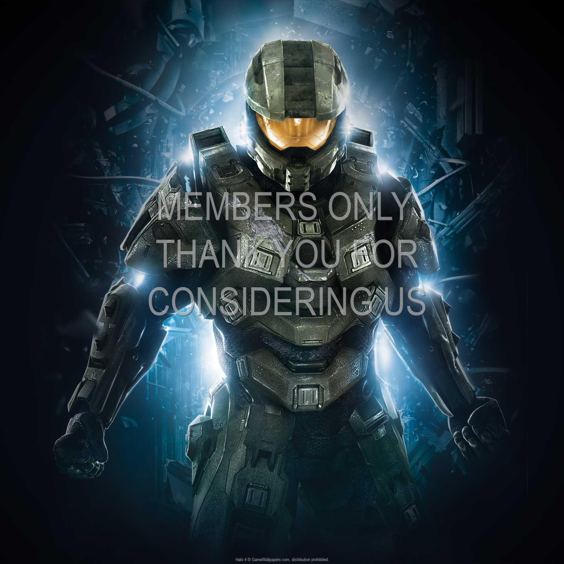 Halo 4 1080p Horizontal Mobiele achtergrond 04
