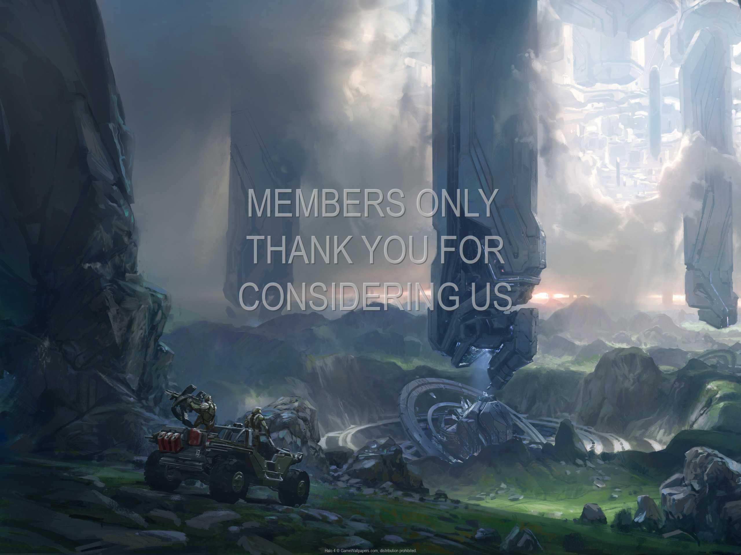 Halo 4 1080p Horizontal Handy Hintergrundbild 06