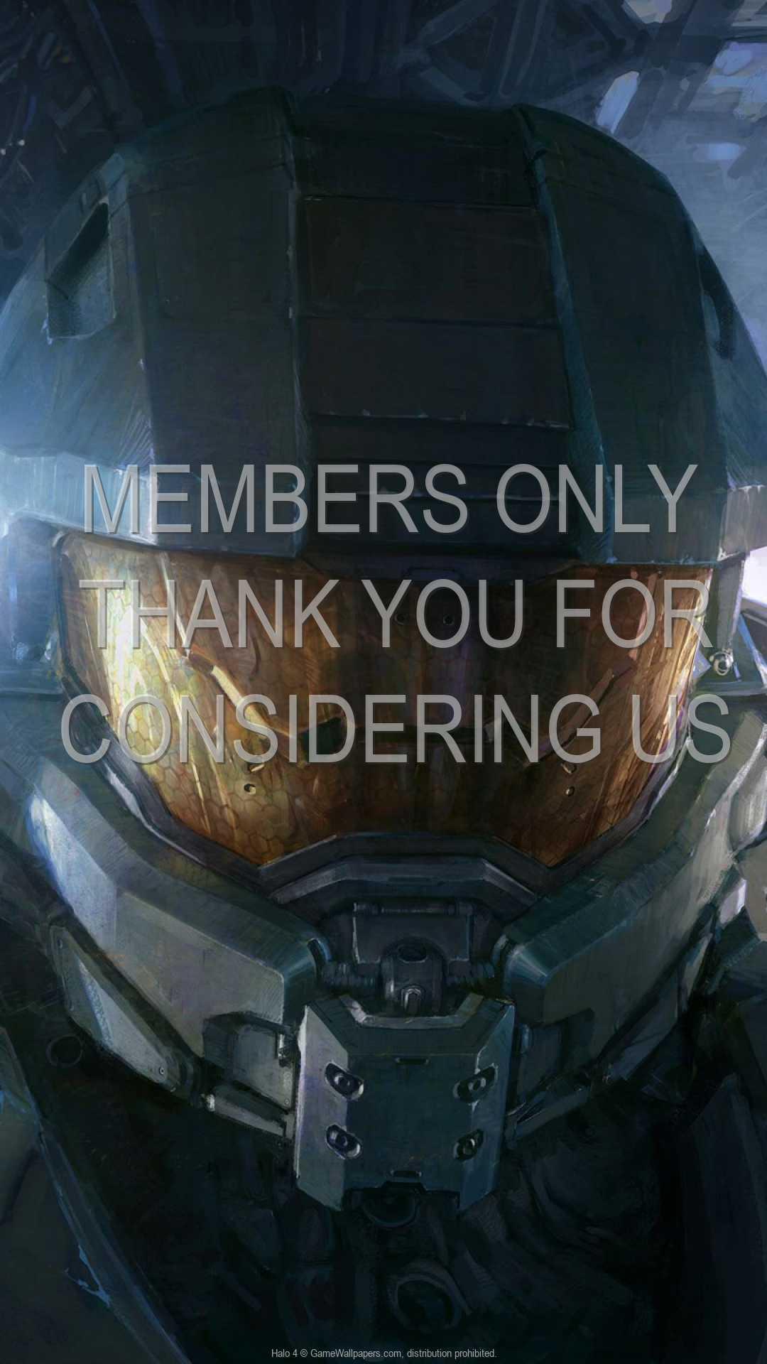Halo 4 1080p Vertical Mobiele achtergrond 08